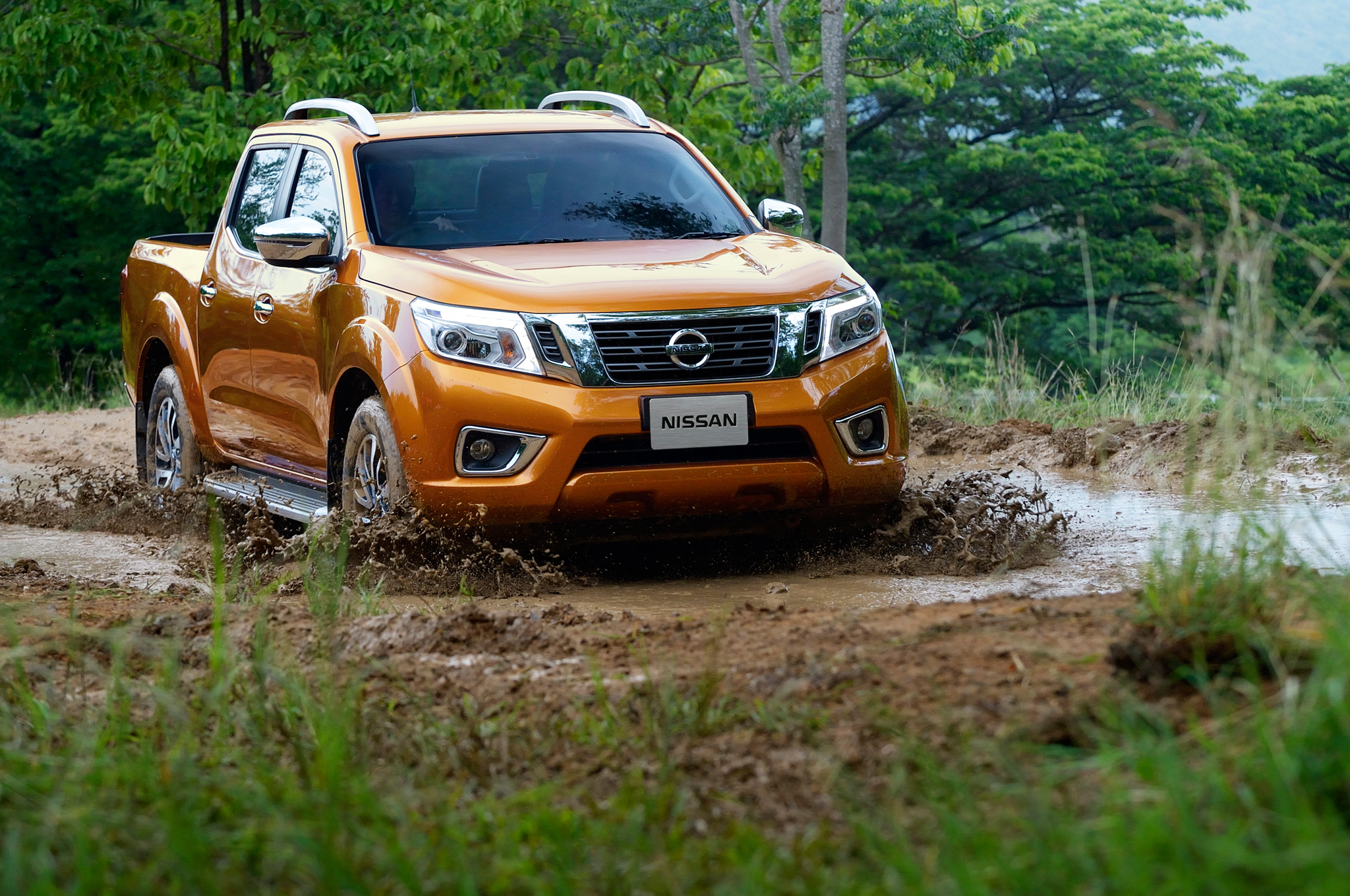 2015 All New Nissan Np300 Navara Performance Test (View 5 of 6)