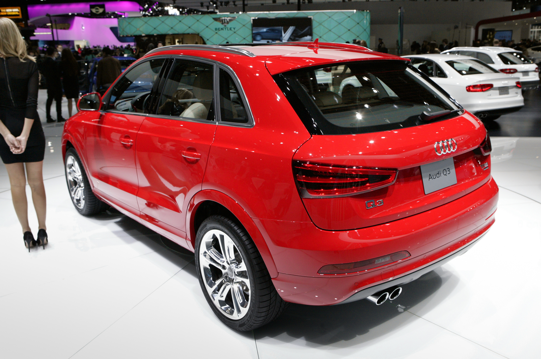 2015 Audi Q3 Car Show (Photo 2 of 21)