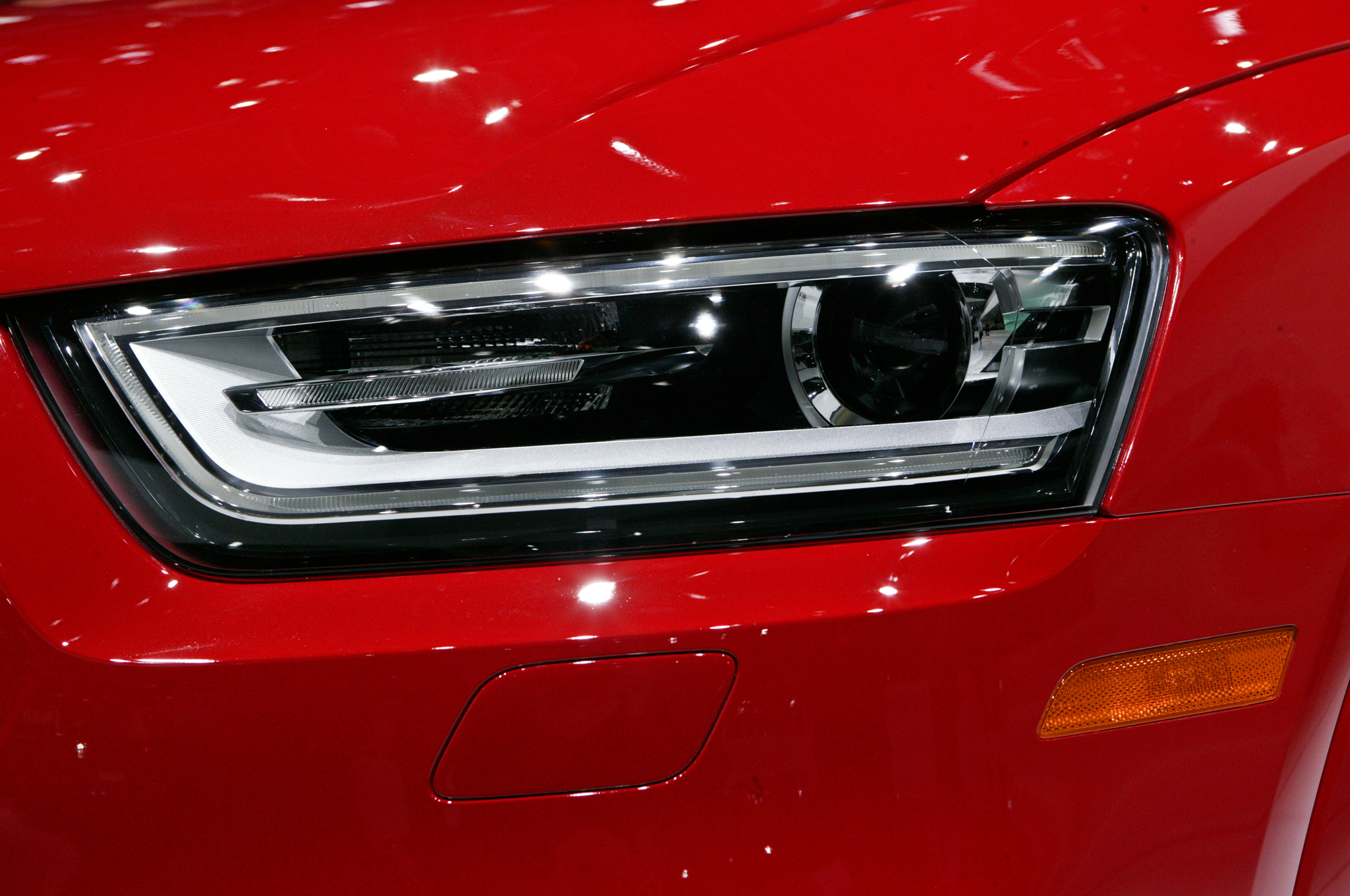 2015 Audi Q3 Front Headlight (View 21 of 21)