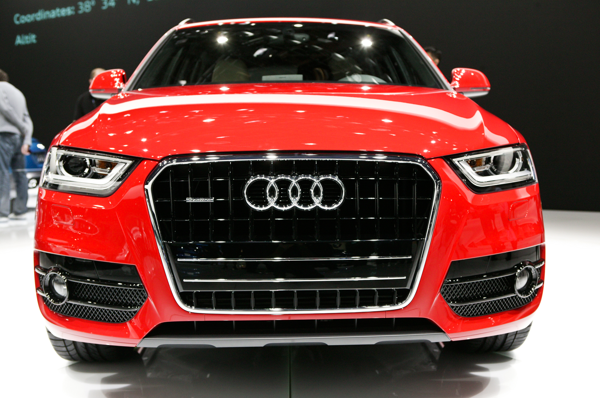2015 Audi Q3 Grille (View 3 of 21)