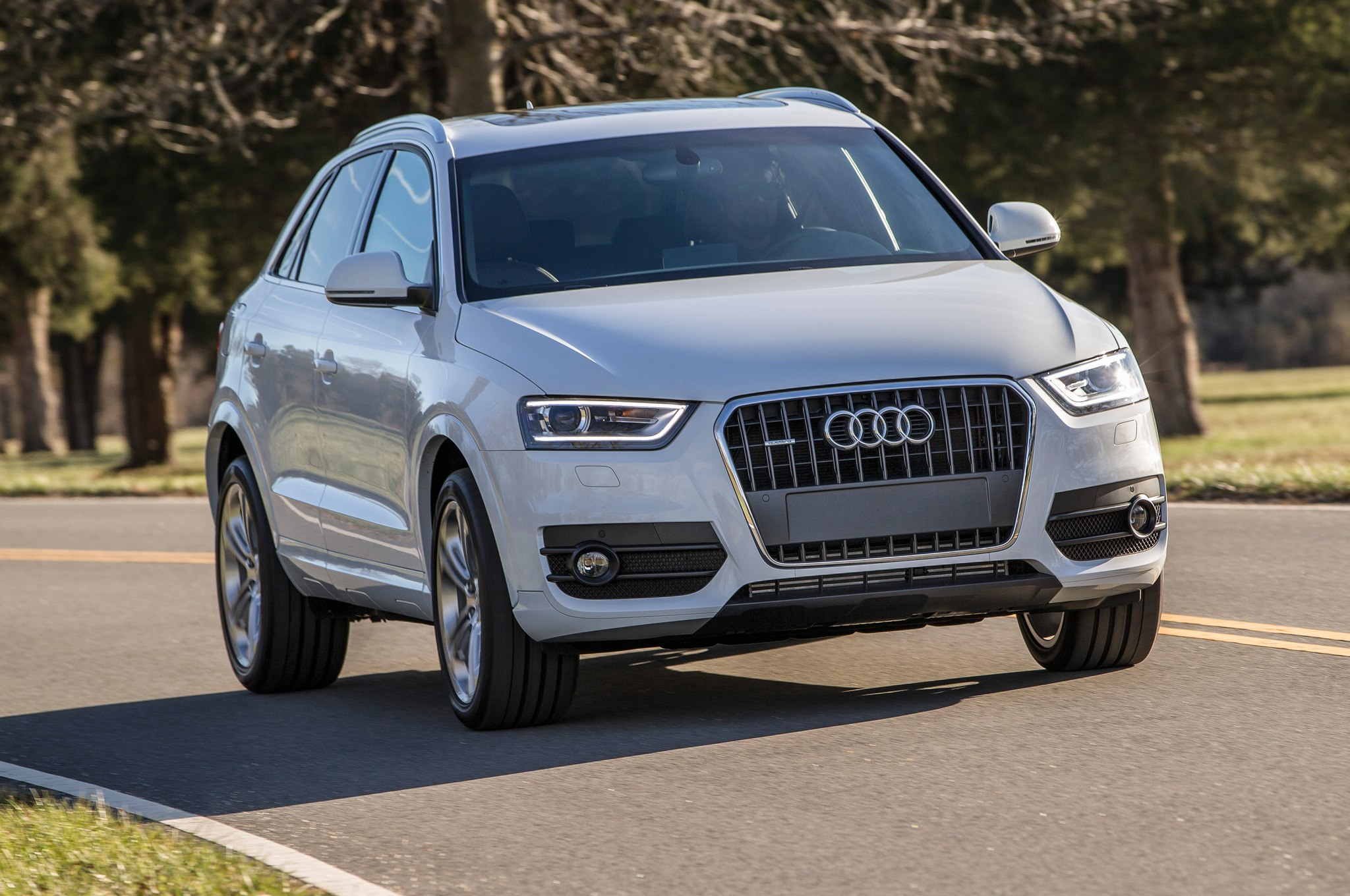 2015 Audi Q3 Road Test View (Photo 15 of 21)