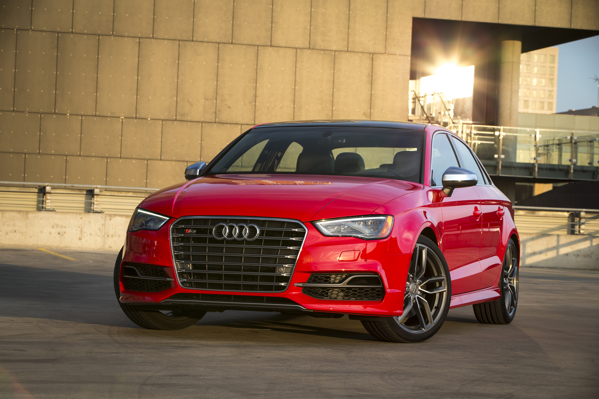 Featured Image of 2015 Audi S3 Sedan