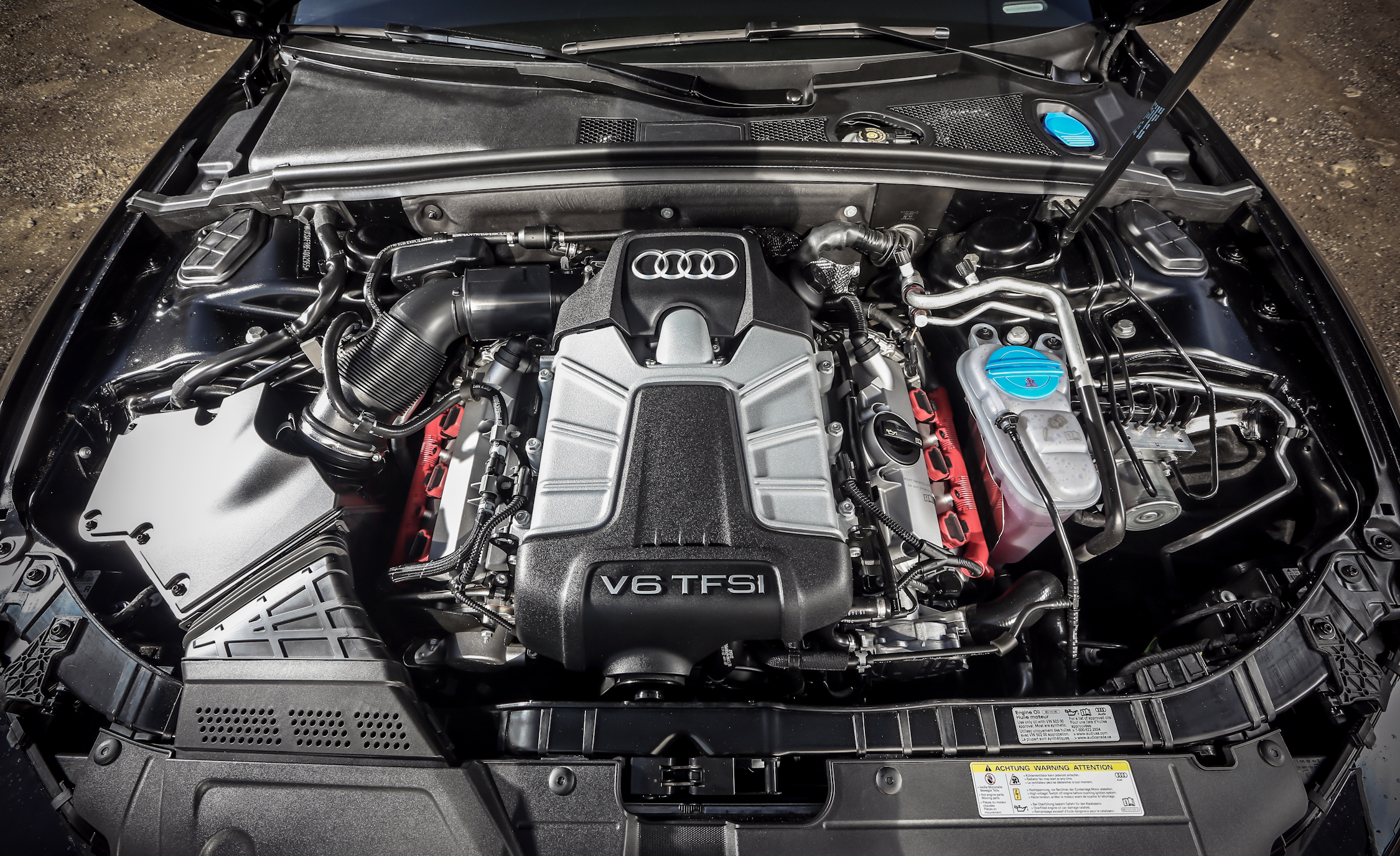 2015 Audi S5 Supercharged  (Photo 14 of 15)