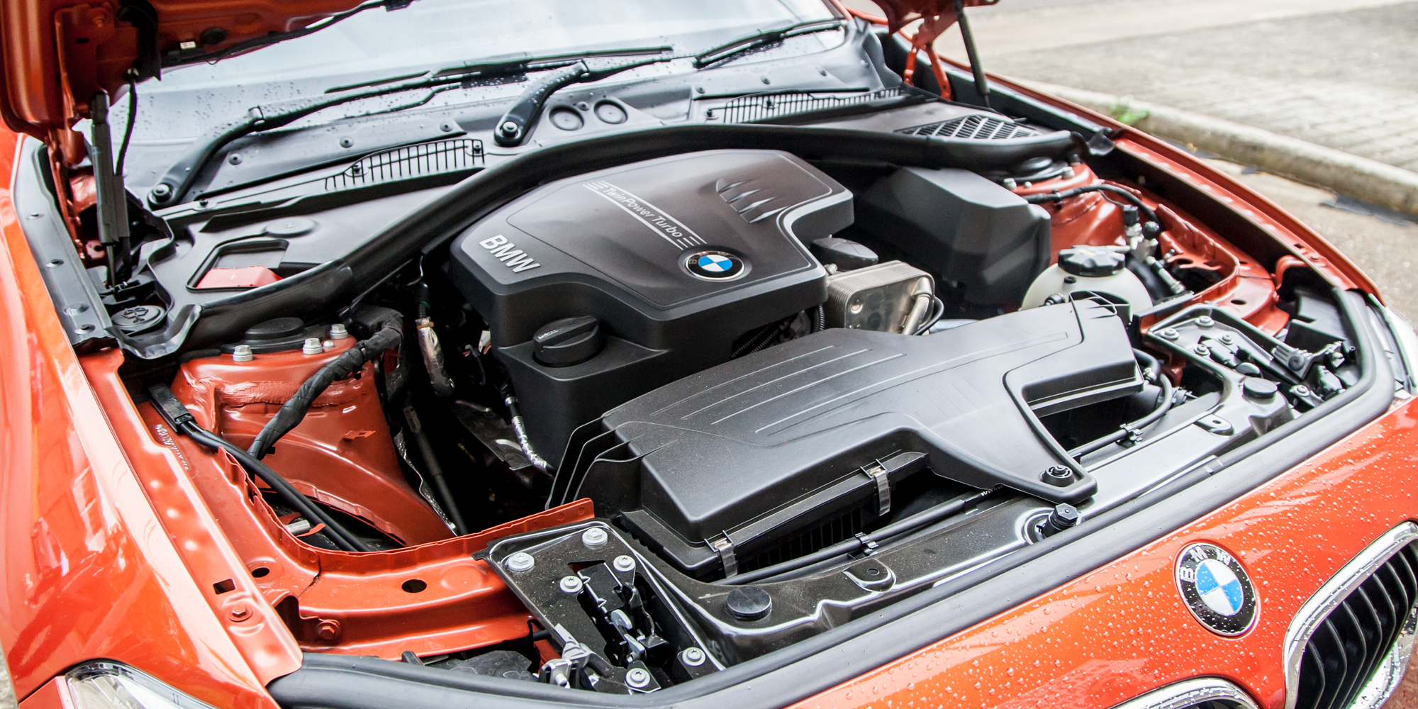 2015 Bmw 125i Engine (Photo 3 of 15)
