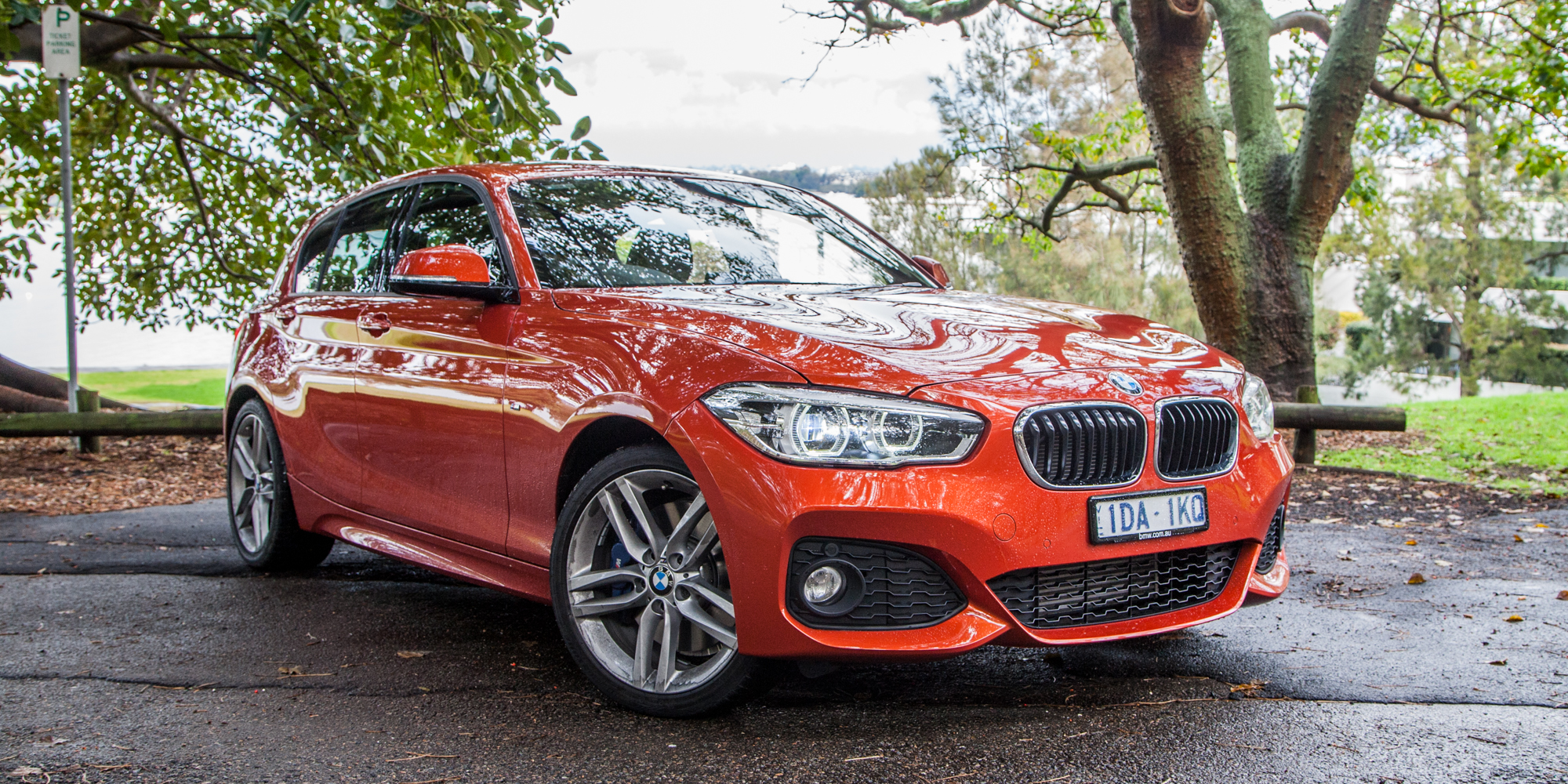 2015 Bmw 125i Orange (Photo 9 of 15)