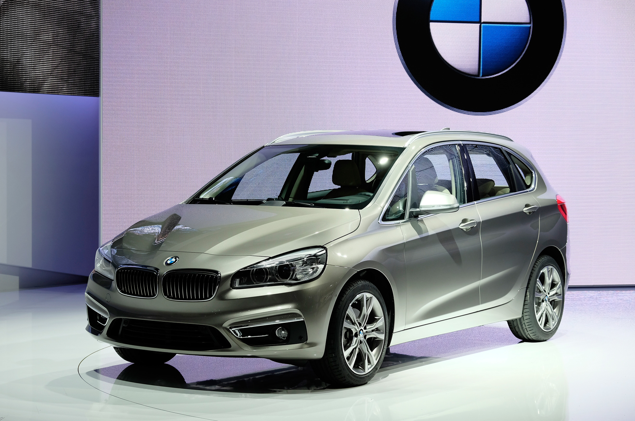 2015 Bmw 2 Series Active Tourer 225i Exterior Preview (View 9 of 11)