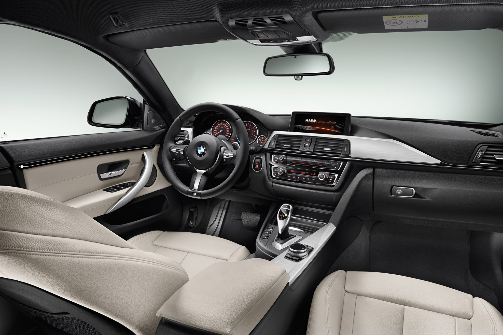 2015 Bmw 4 Series Gran Coupe Dashboard And Cockpit (View 7 of 11)