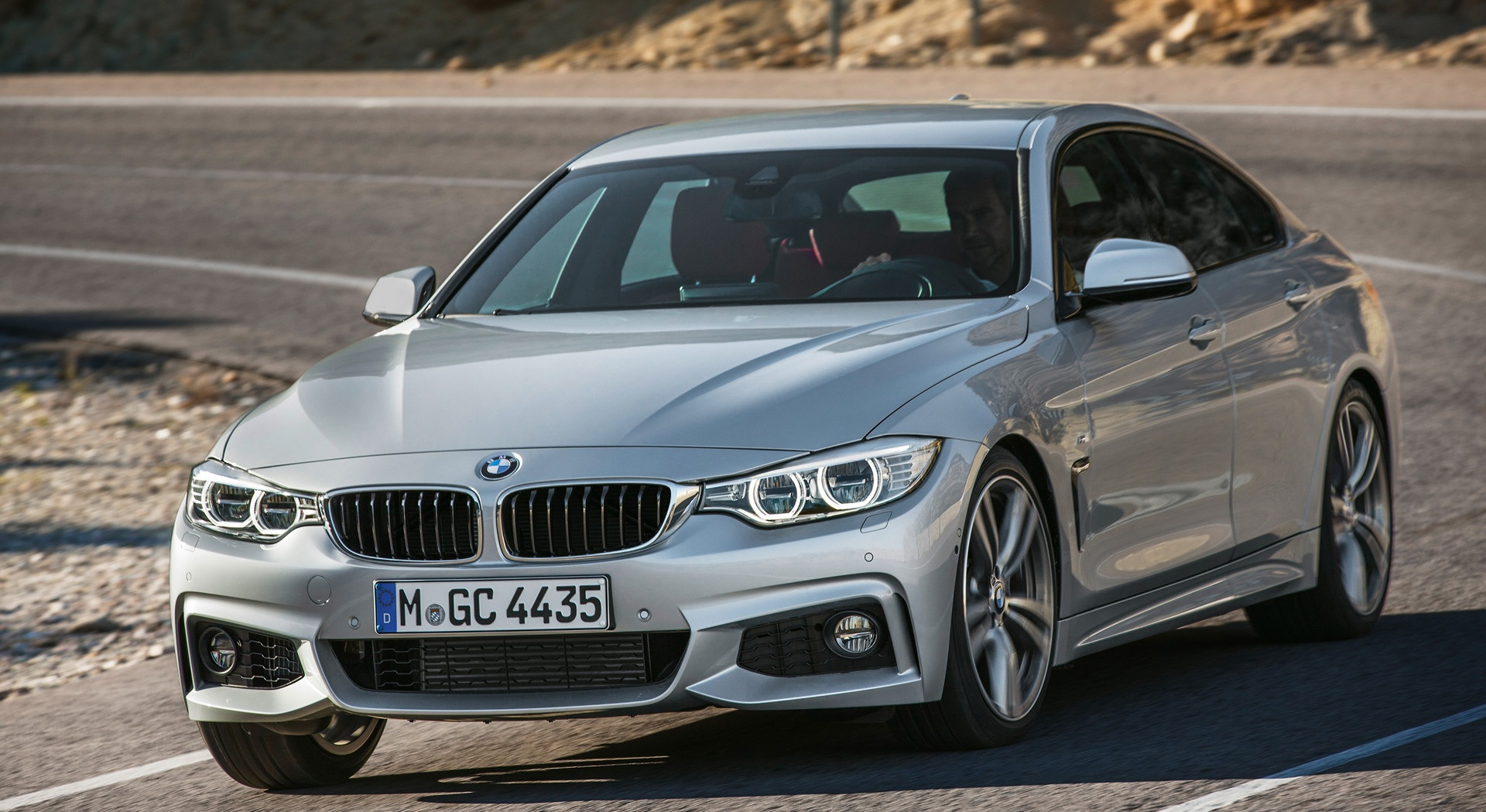 2015 Bmw 4 Series Gran Coupe Front (View 8 of 11)
