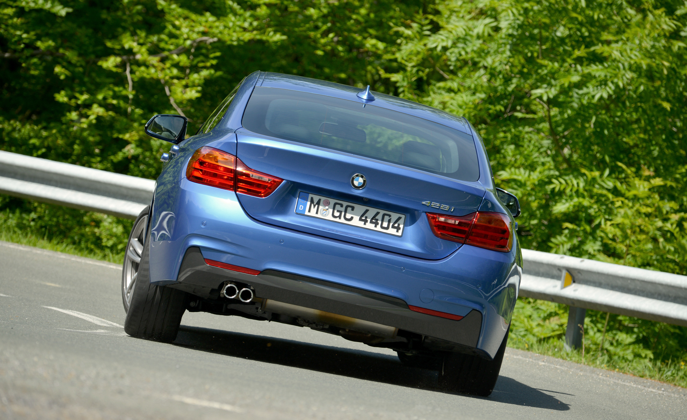 2015 BMW 428i Gran Coupe M Sport (Photo 5 of 15)