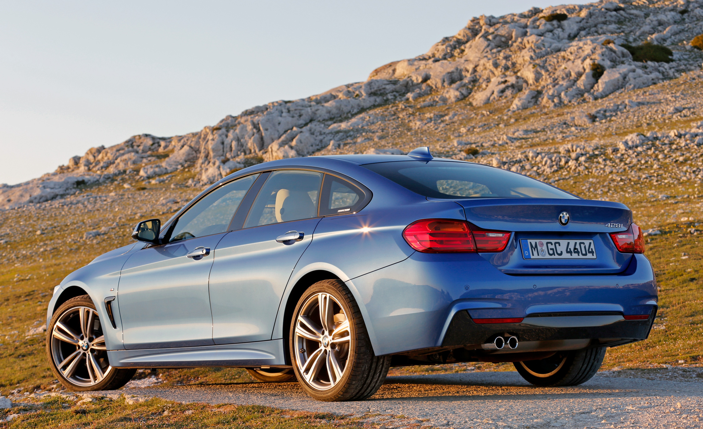 2015 BMW 428i Gran Coupe M Sport (Photo 6 of 15)