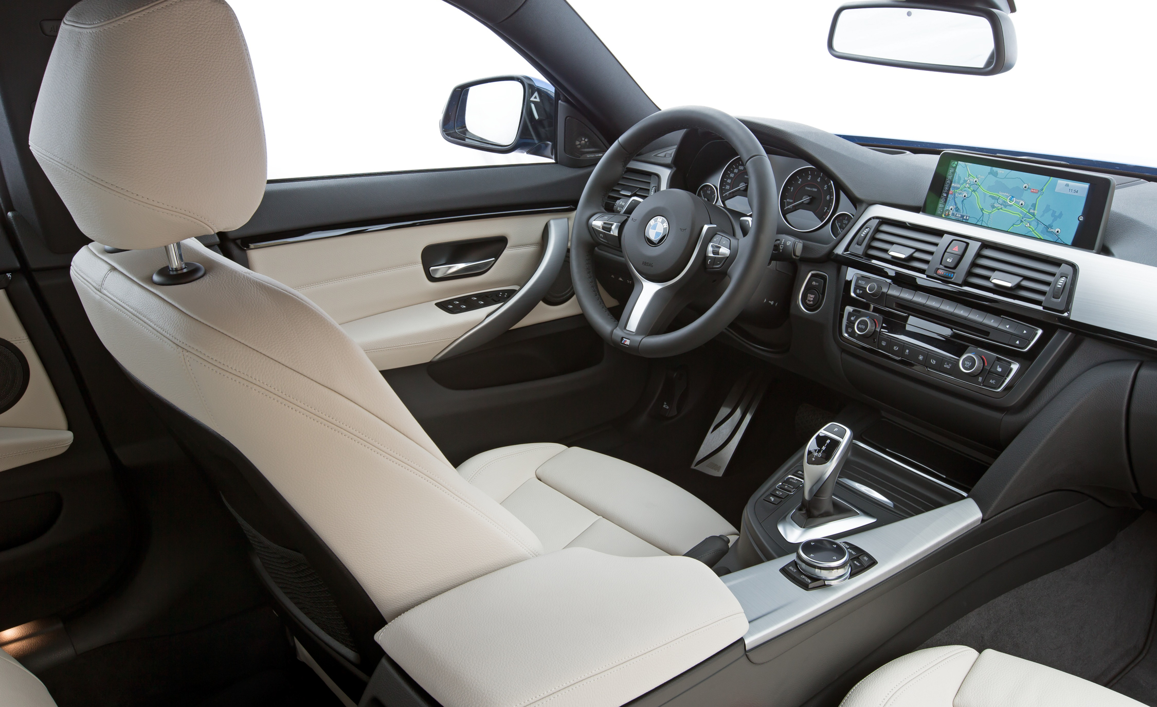 2015 BMW 428i Gran Coupe M Sport Interior (Photo 10 of 15)