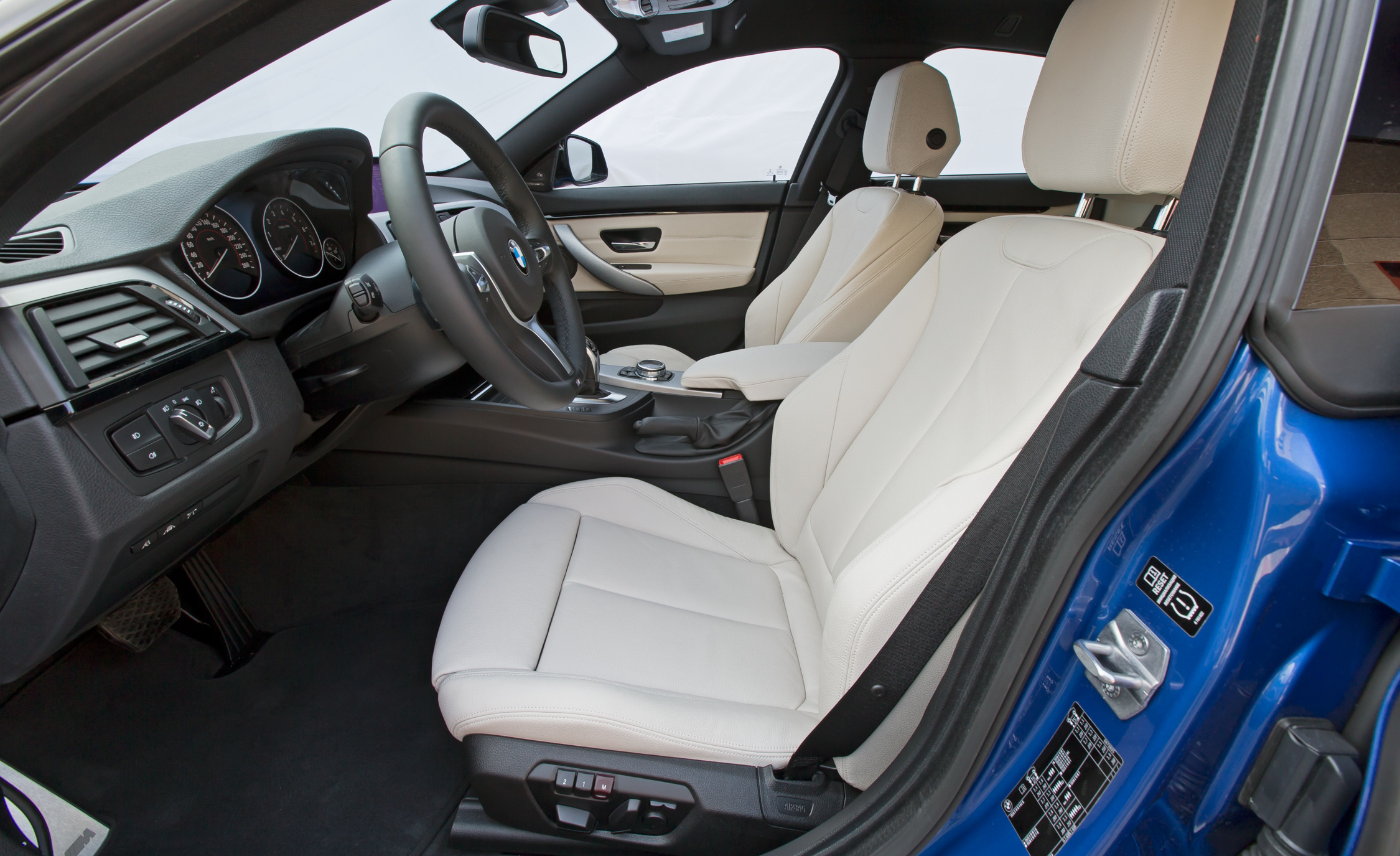 2015 BMW 428i Gran Coupe M Sport Interior (Photo 11 of 15)