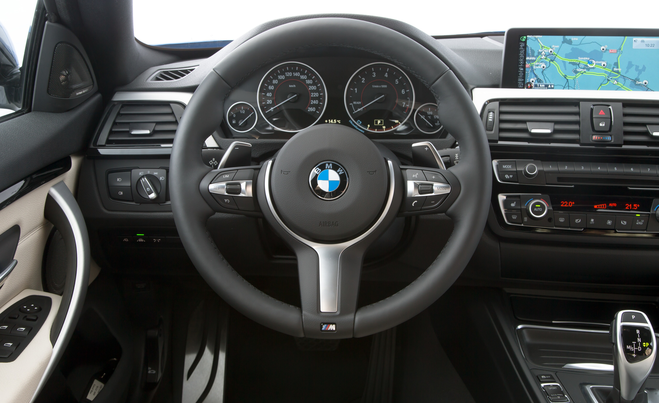 2015 BMW 428i Gran Coupe M Sport Interior (Photo 13 of 15)