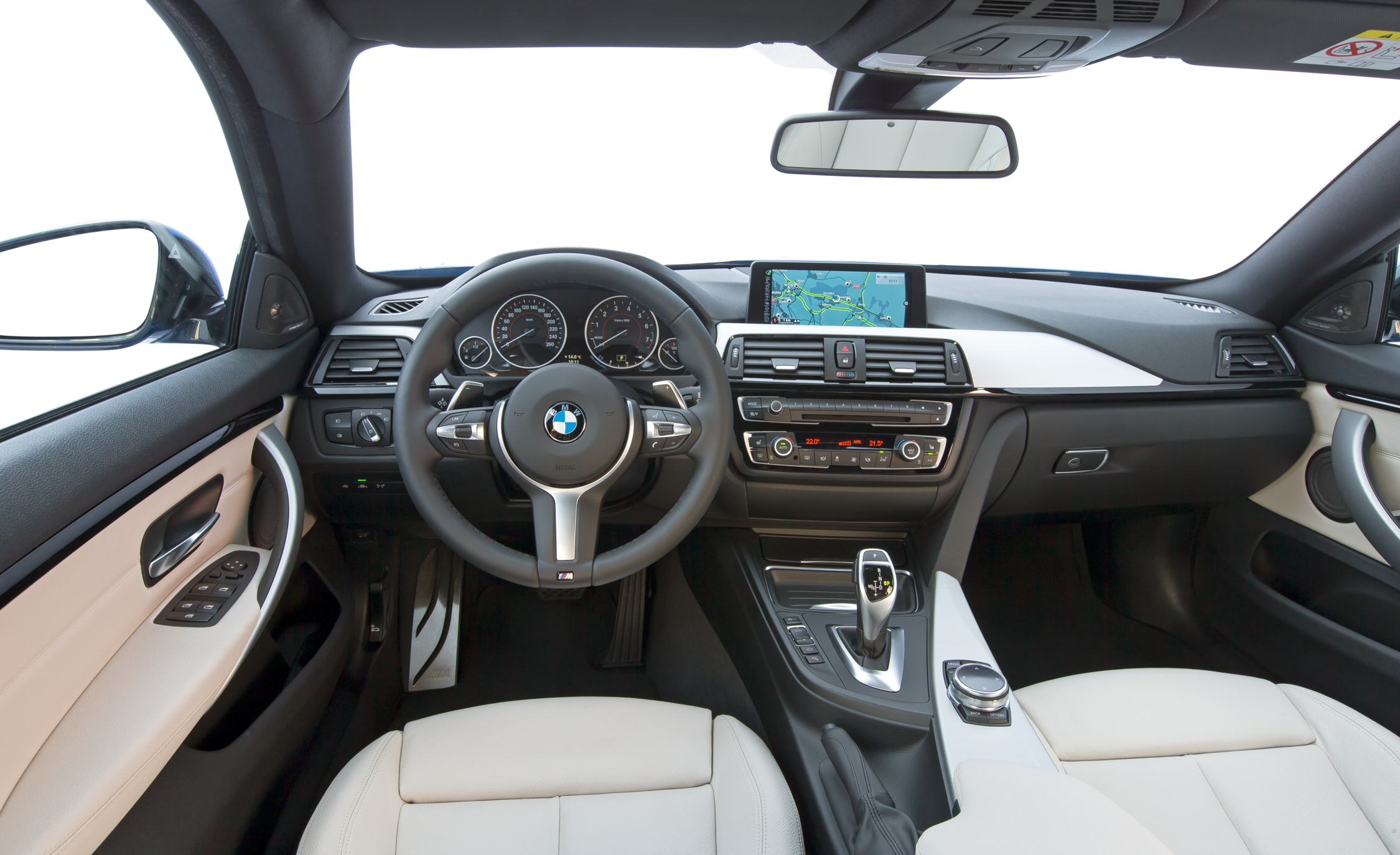 2015 BMW 428i Gran Coupe M Sport Interior (Photo 9 of 15)