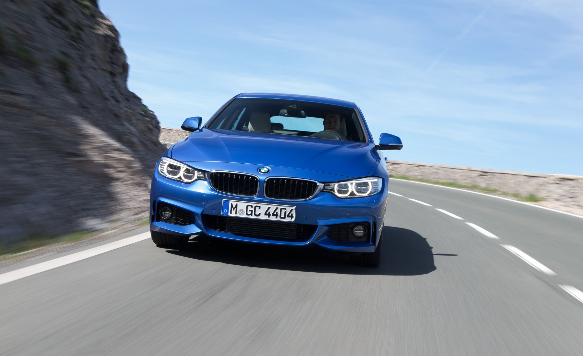 2015 BMW 428i Gran Coupe M Sport (Photo 8 of 15)