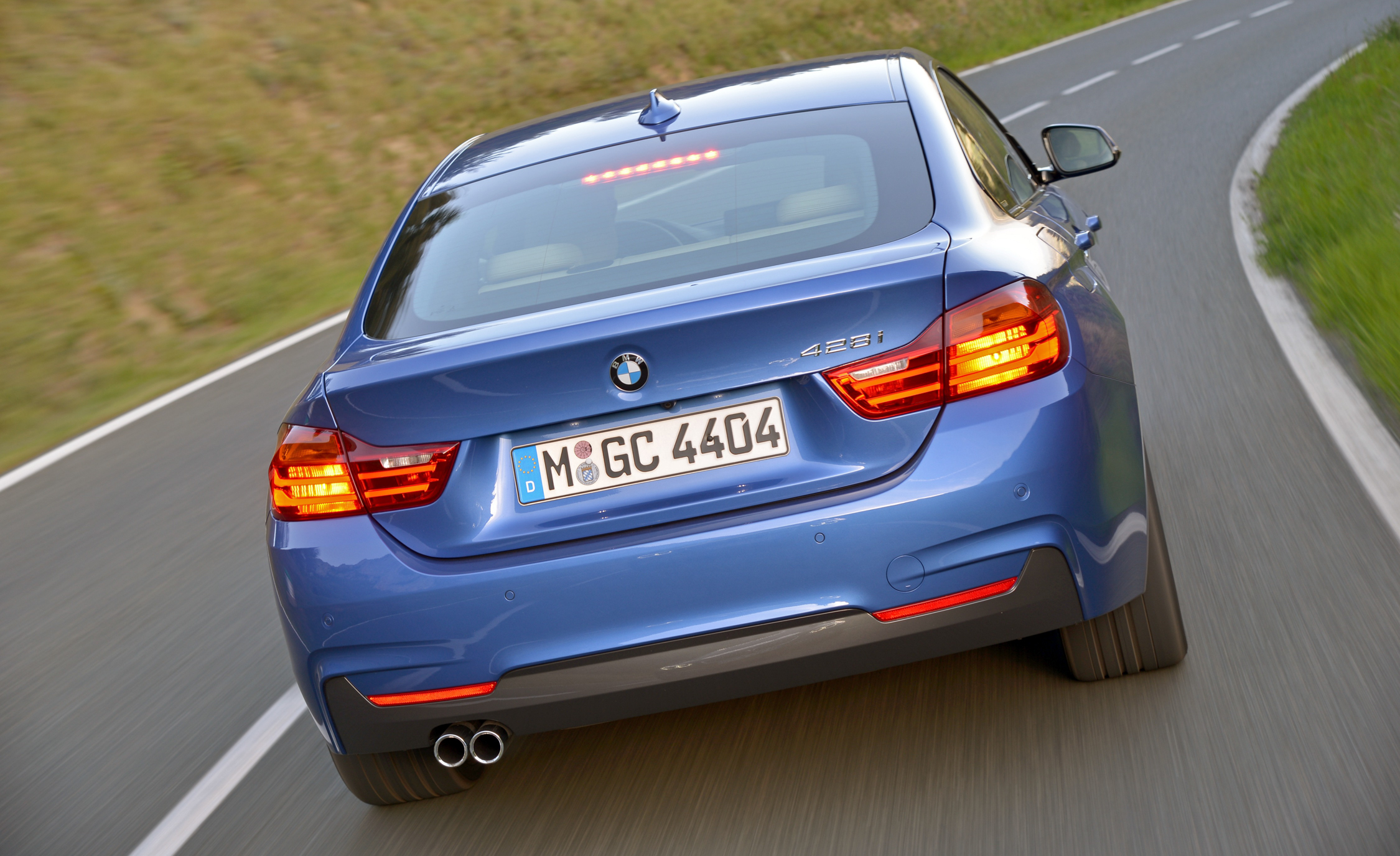 2015 BMW 428i Gran Coupe M Sport (Photo 2 of 15)