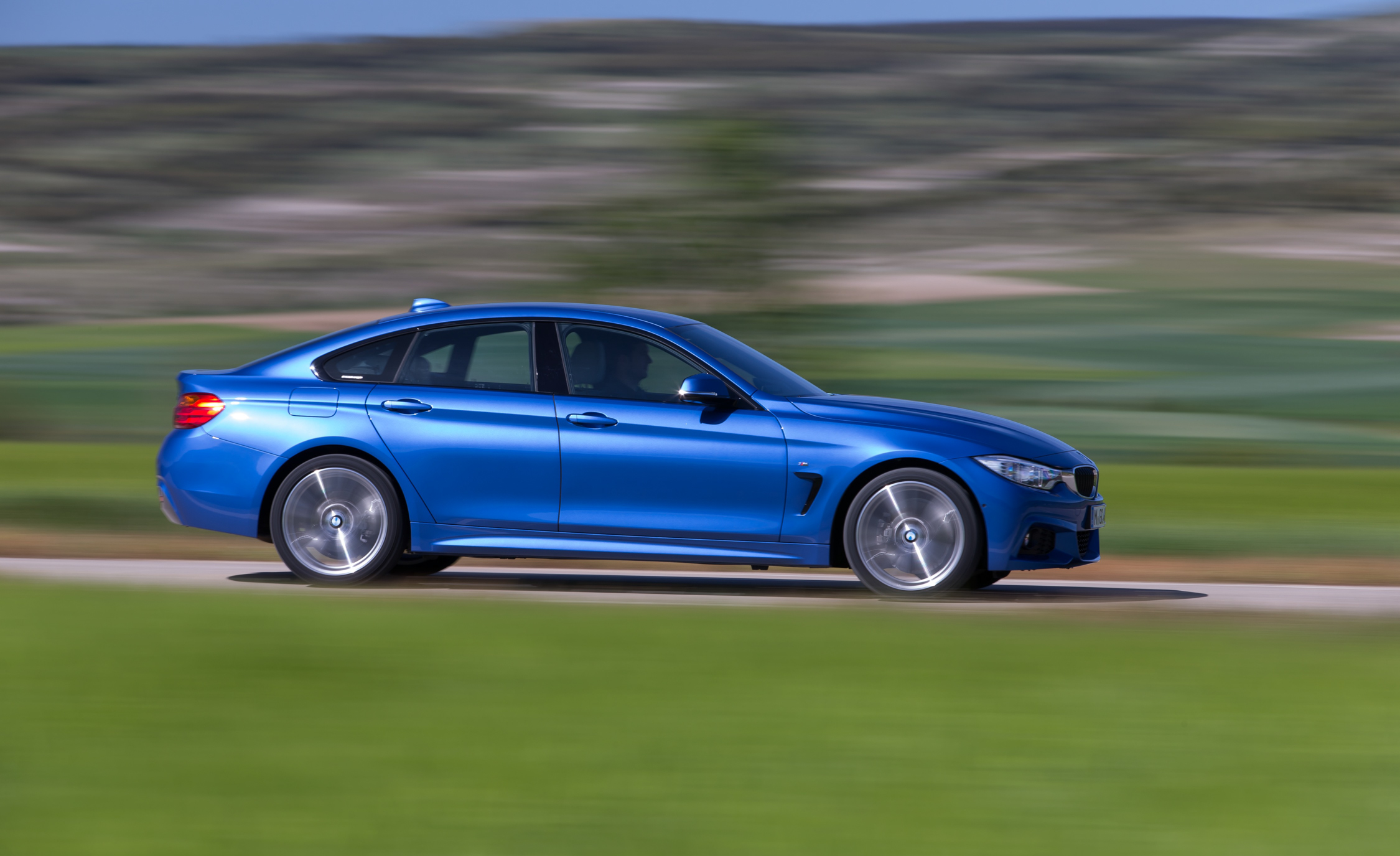 2015 BMW 428i Gran Coupe M Sport (Photo 4 of 15)