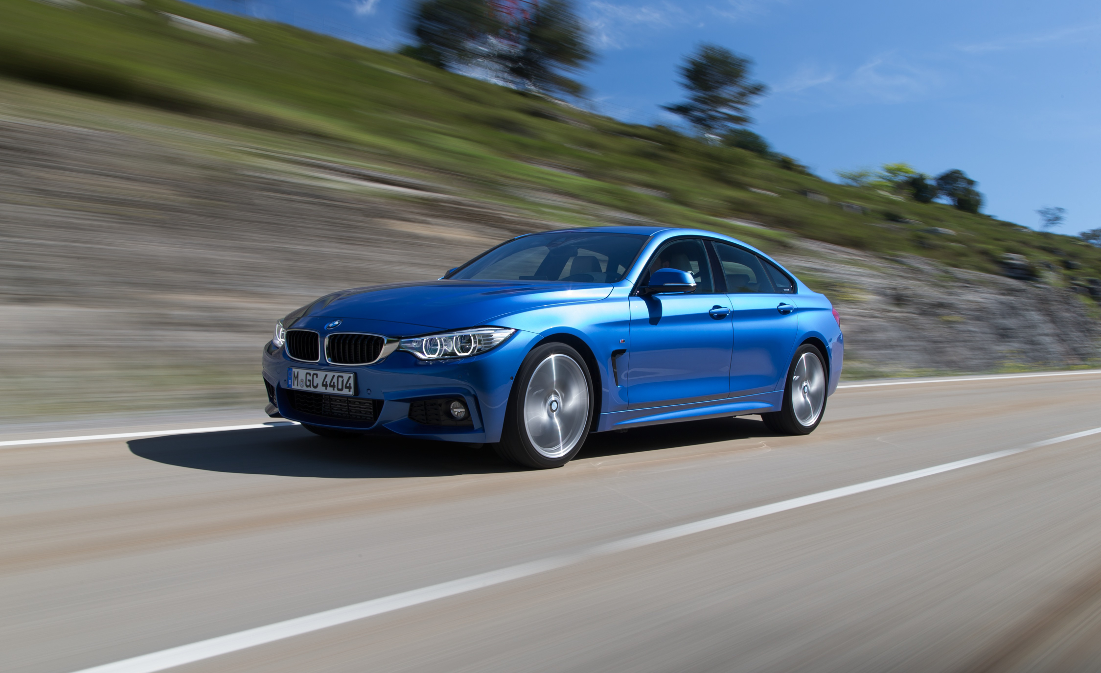 2015 BMW 428i Gran Coupe M Sport (Photo 3 of 15)