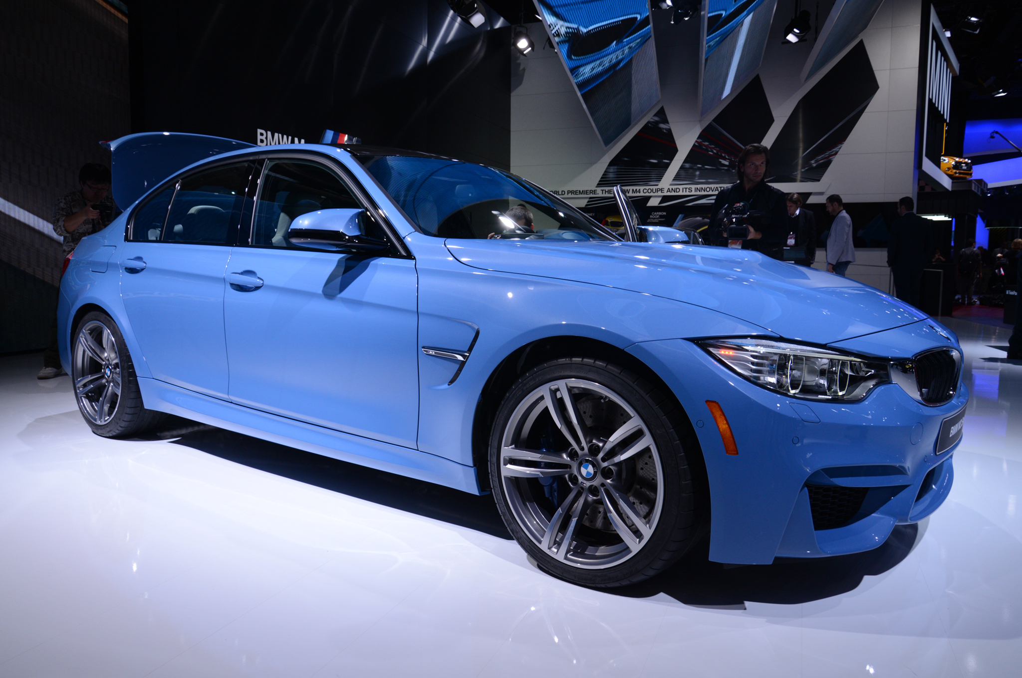 2015 Bmw M3 Car Show (Photo 43 of 55)