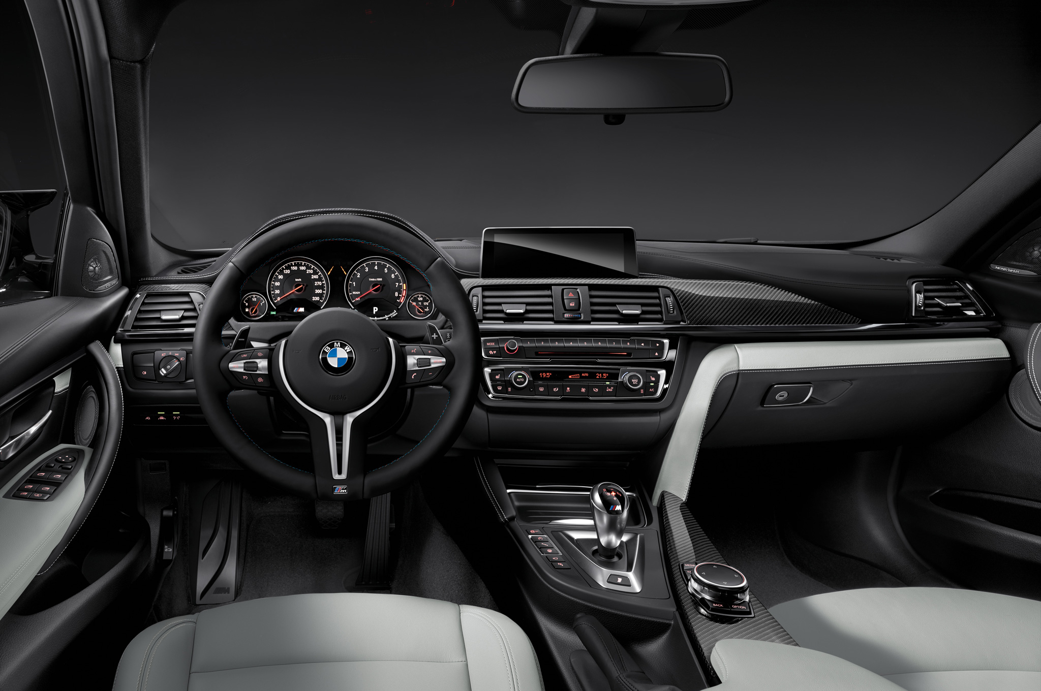 2015 Bmw M3 Dashboard And Cockpit (Photo 44 of 55)