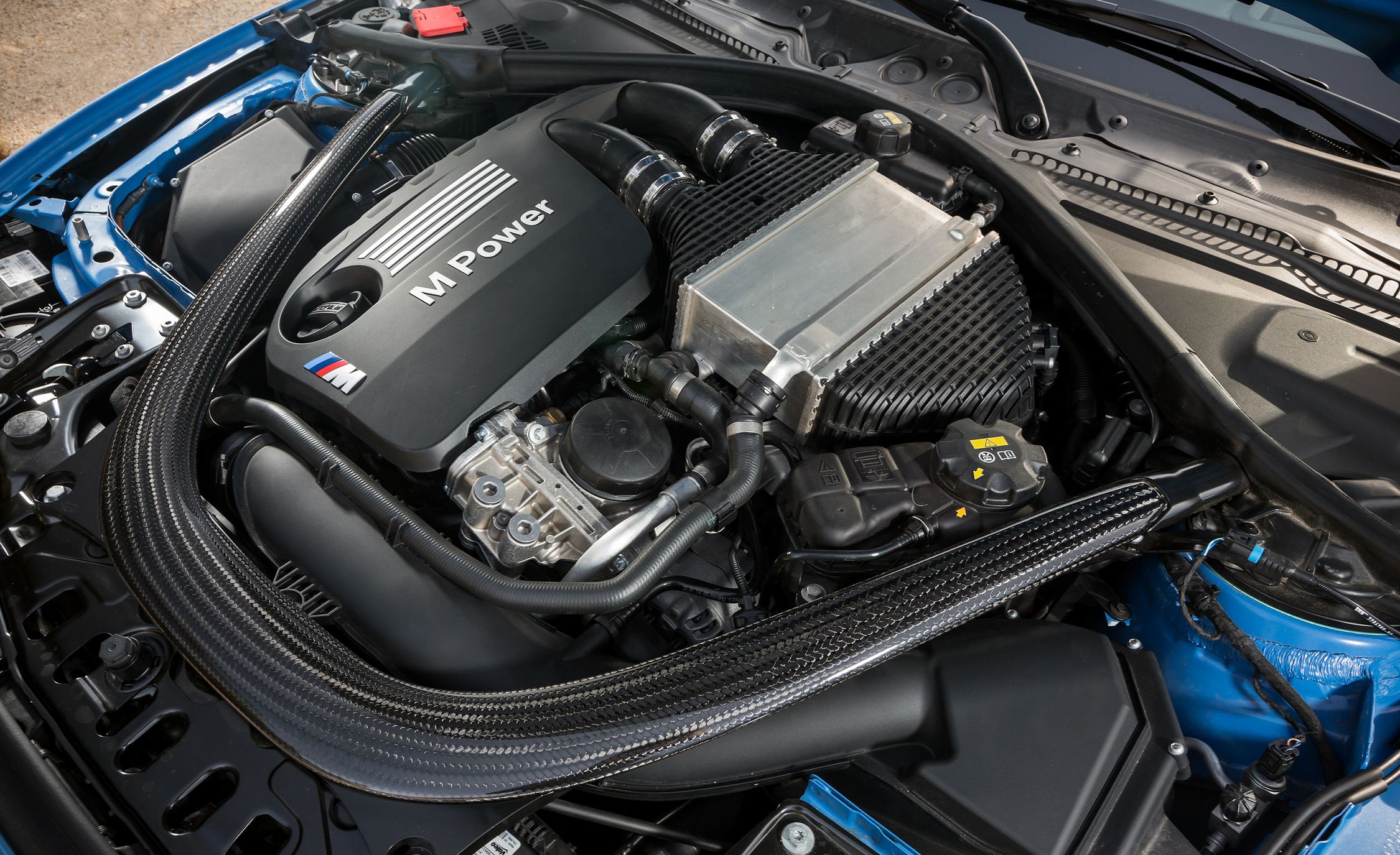 2015 BMW M3 Twin Turbocharged  (Photo 39 of 55)