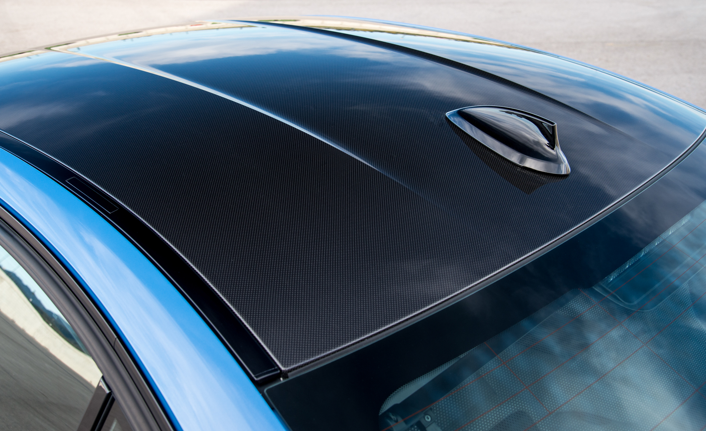2015 BMW M3 Sedan Carbon Fiber Roof (Photo 24 of 55)