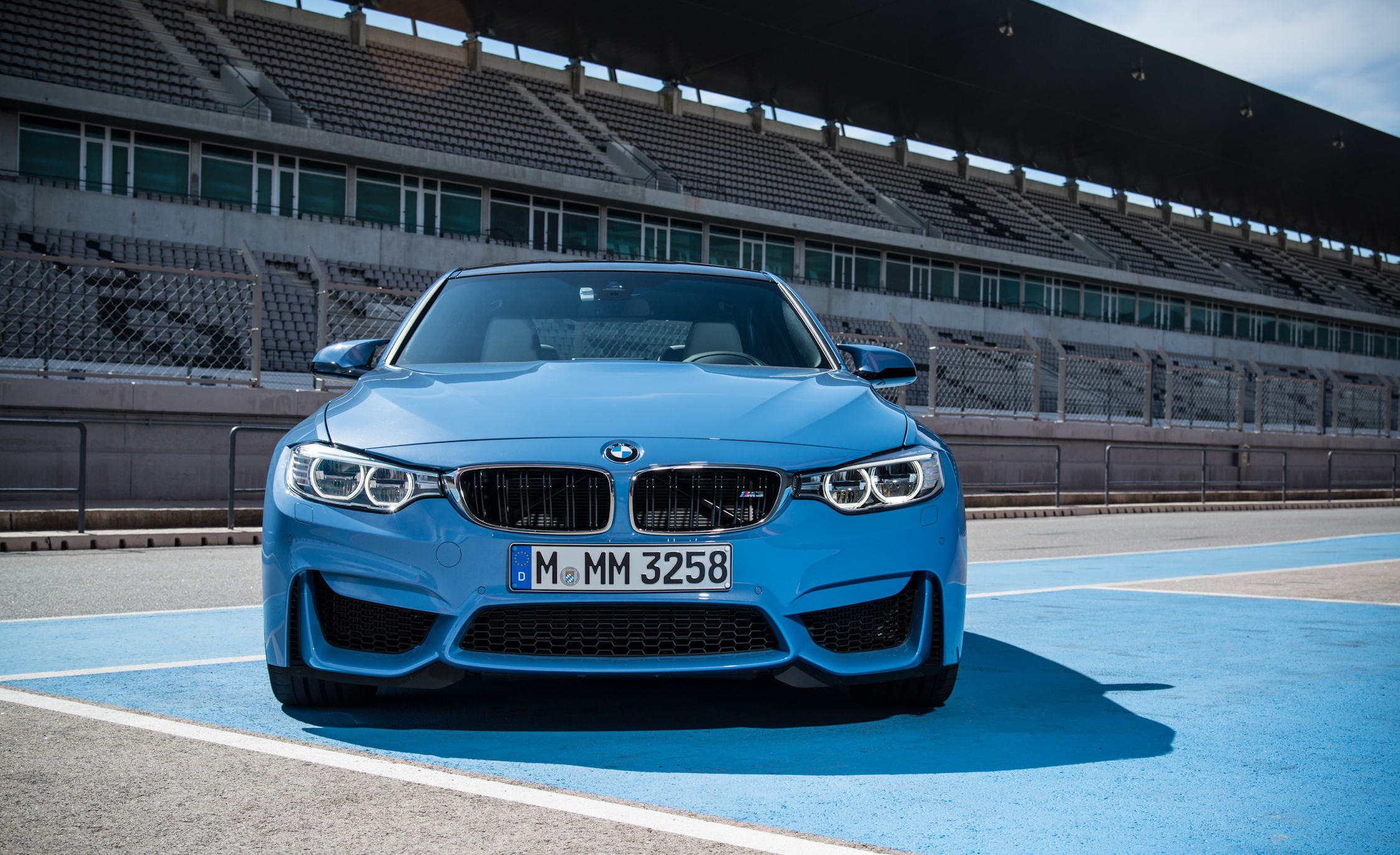 2015 BMW M3 Sedan (Photo 9 of 55)