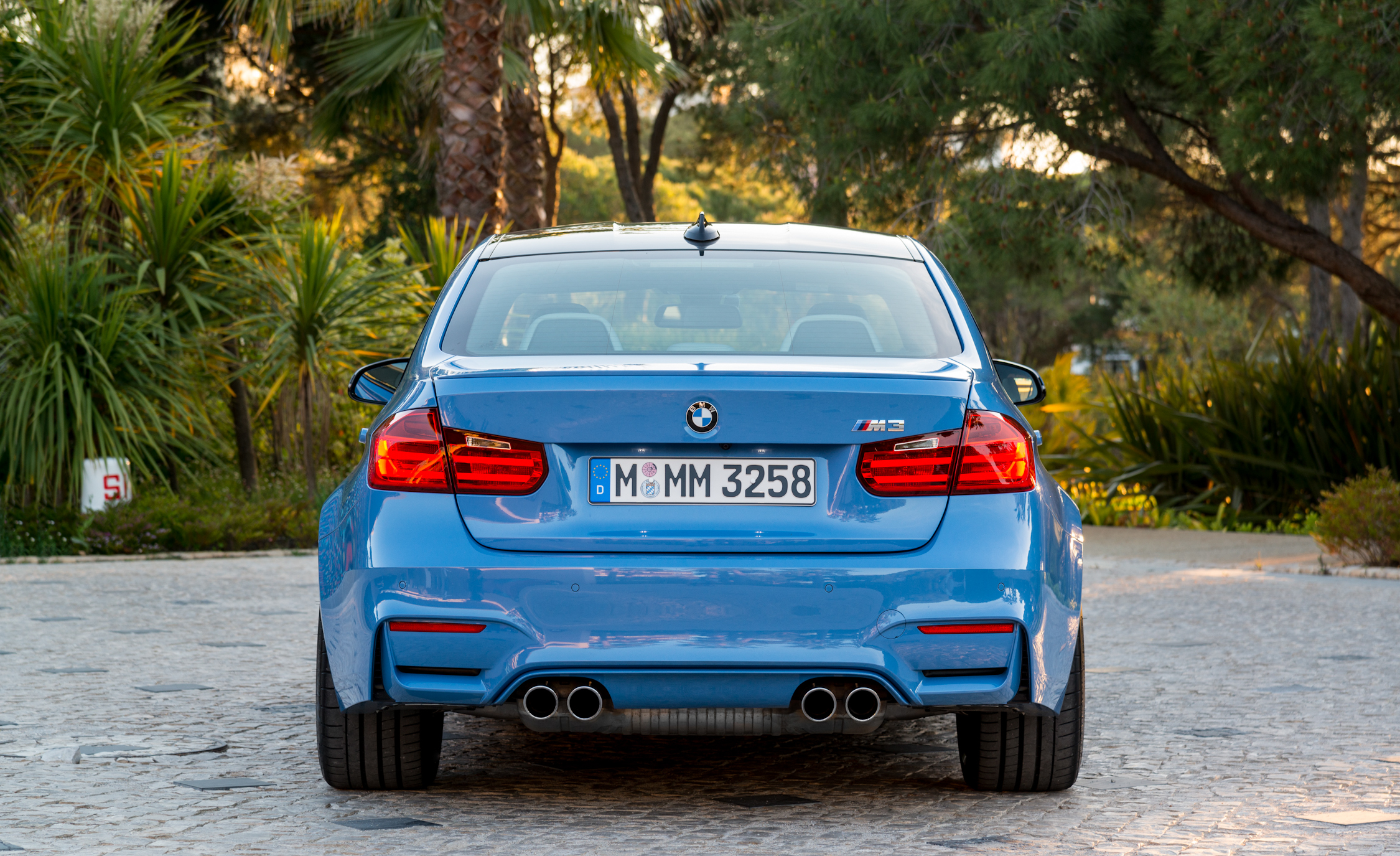 2015 BMW M3 Sedan (Photo 10 of 55)