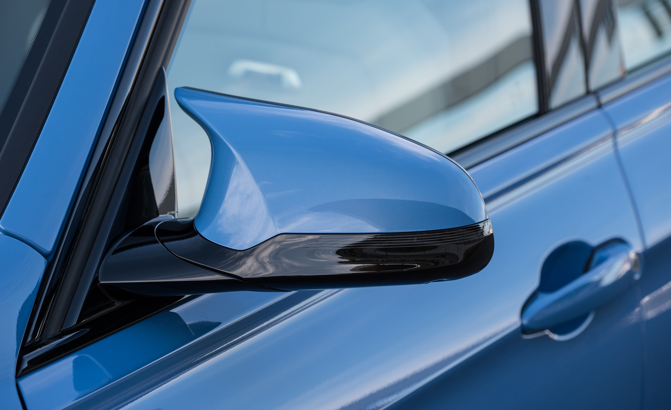 2015 BMW M3 Sedan Side View Mirror And Turn Indicator (Photo 36 of 55)