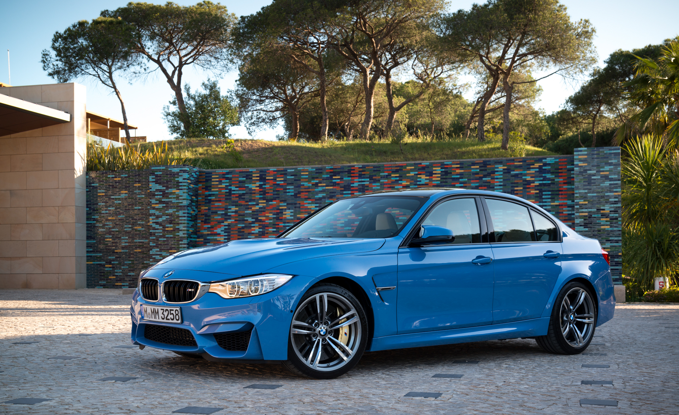 2015 BMW M3 Sedan (Photo 17 of 55)
