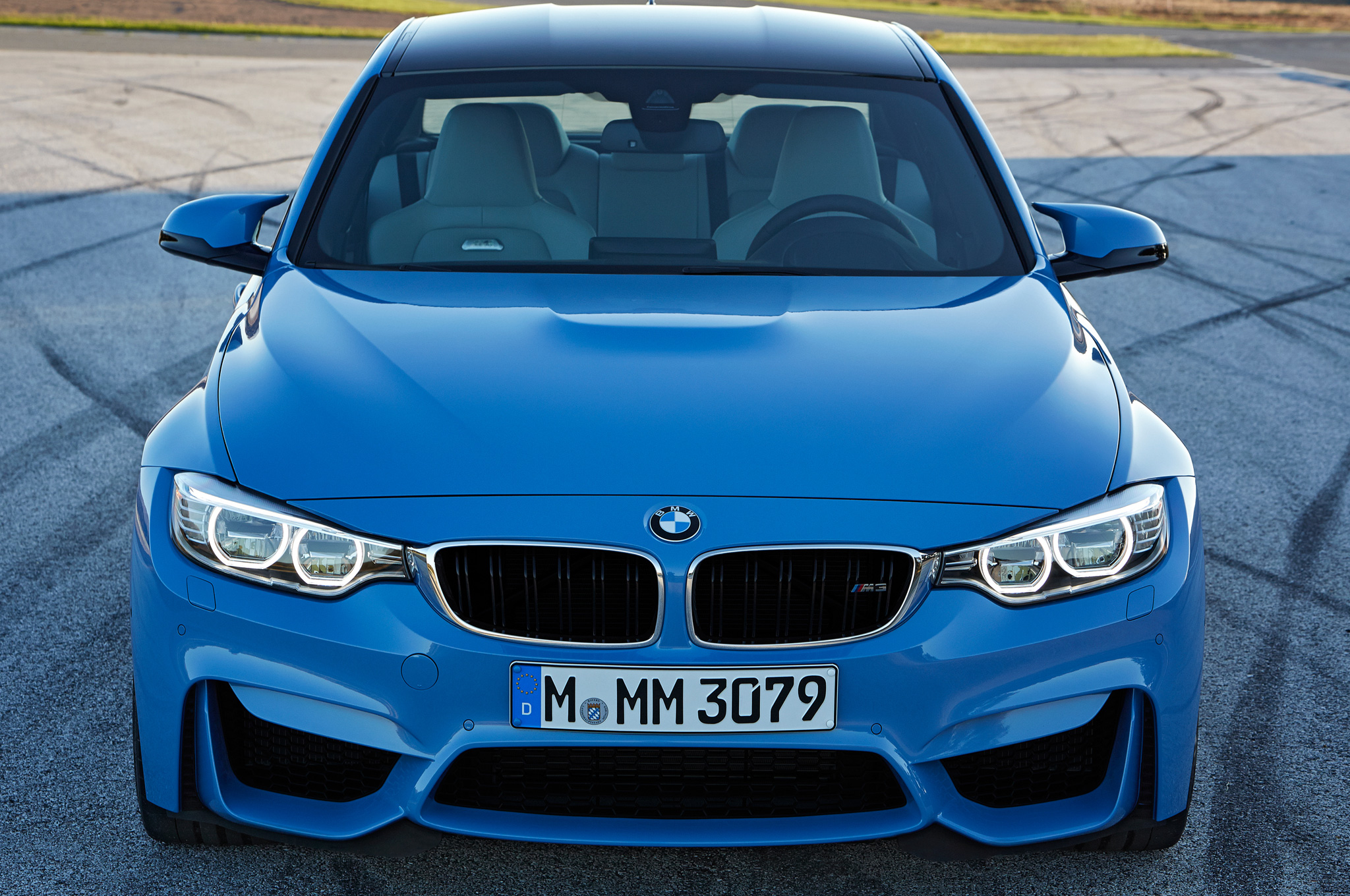 2015 Bmw M3 Front Design Close Up (Photo 45 of 55)