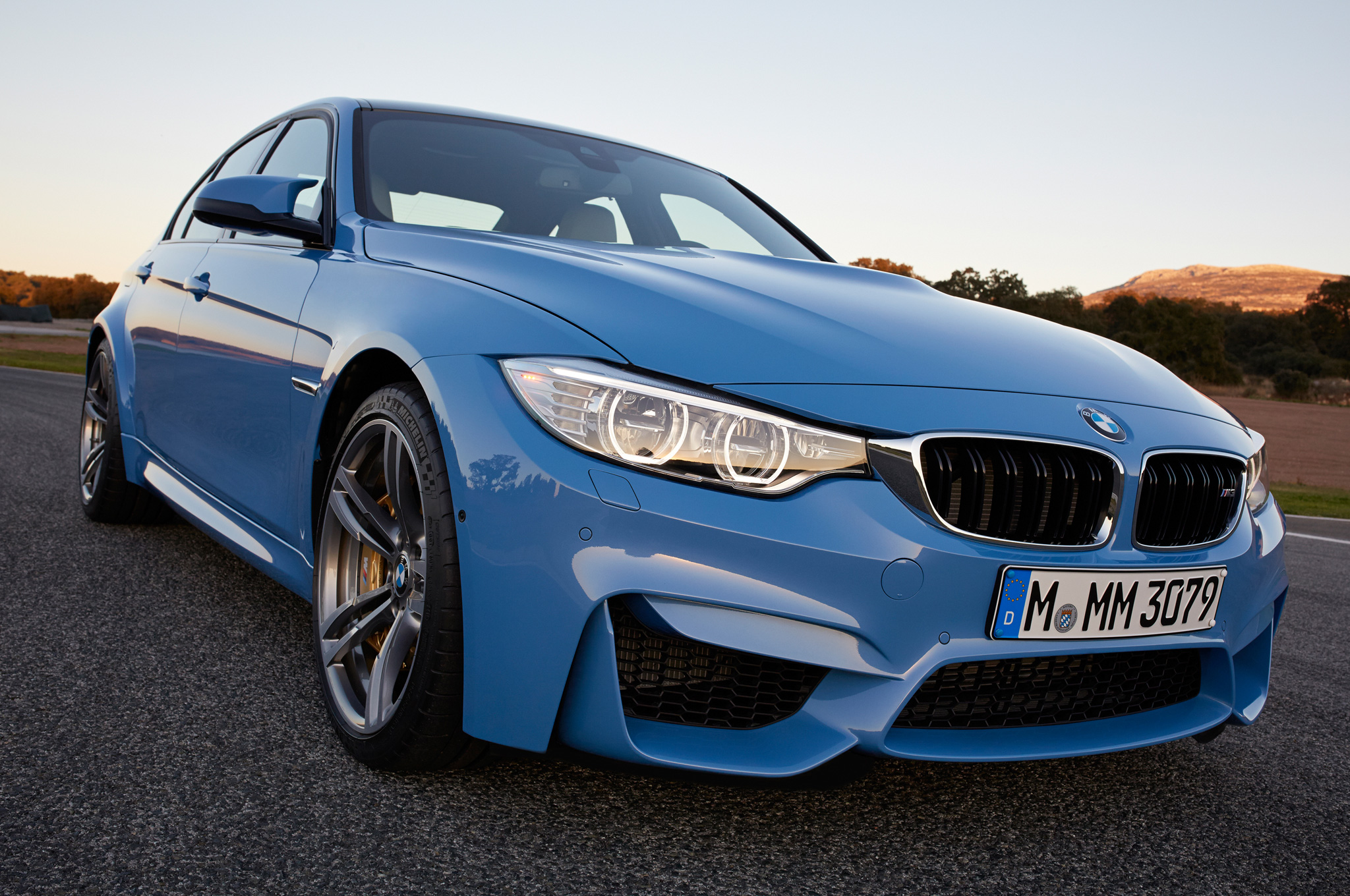 2015 Bmw M3 Front End Design (Photo 46 of 55)