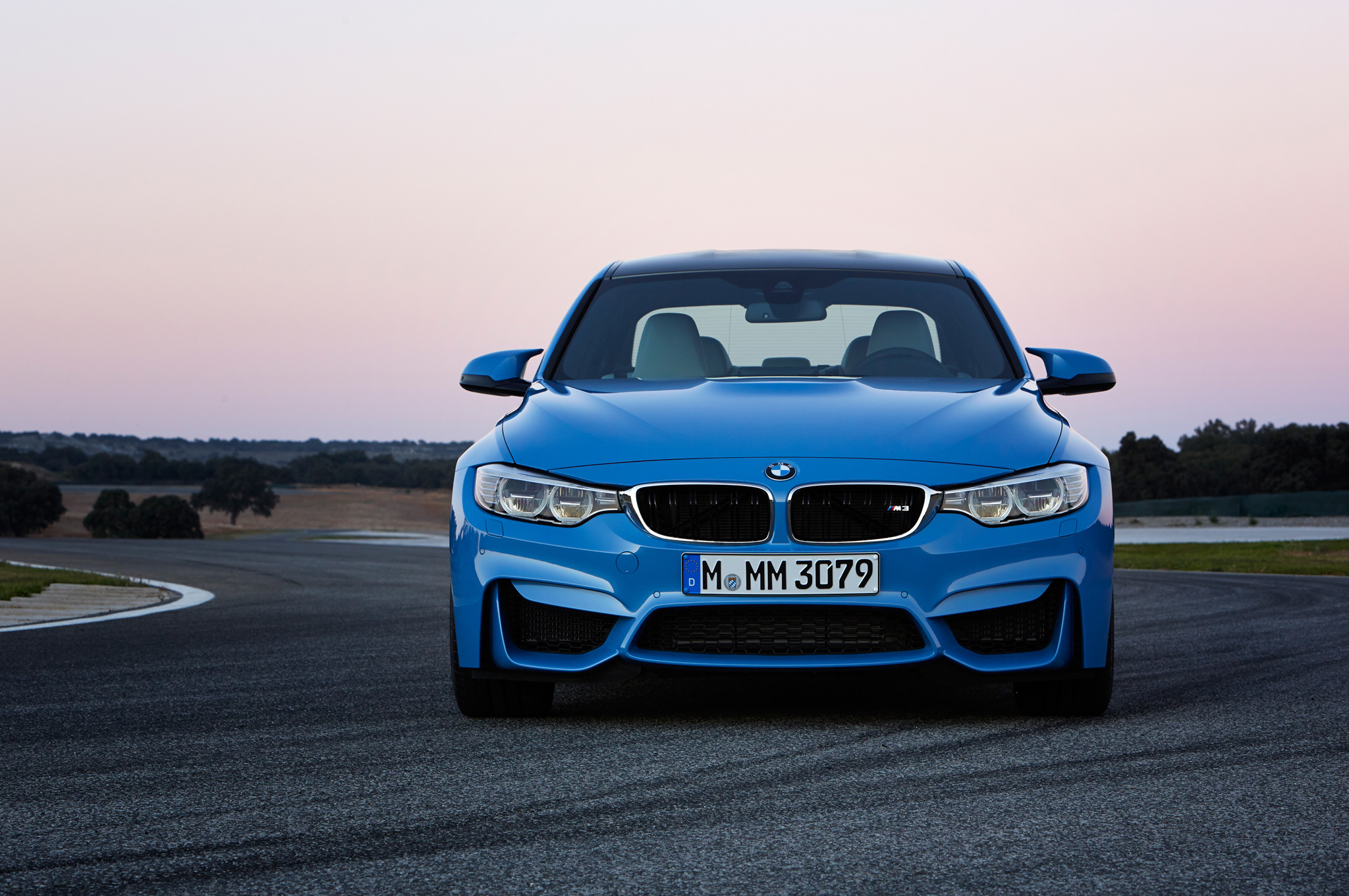 2015 Bmw M3 Front Exterior  (Photo 47 of 55)