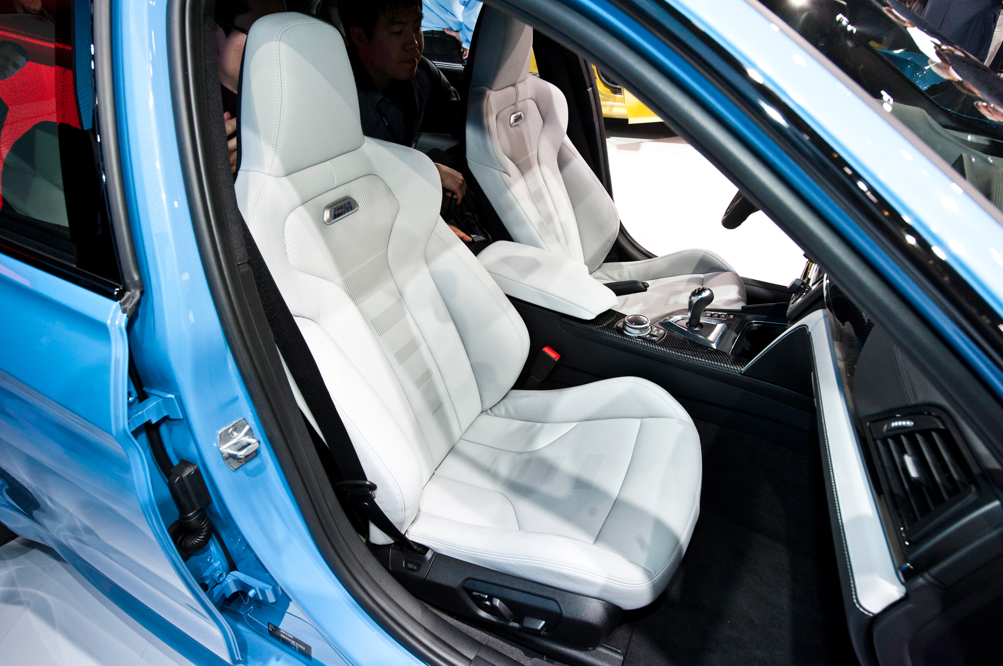 2015 Bmw M3 Interior Seat View (Photo 48 of 55)