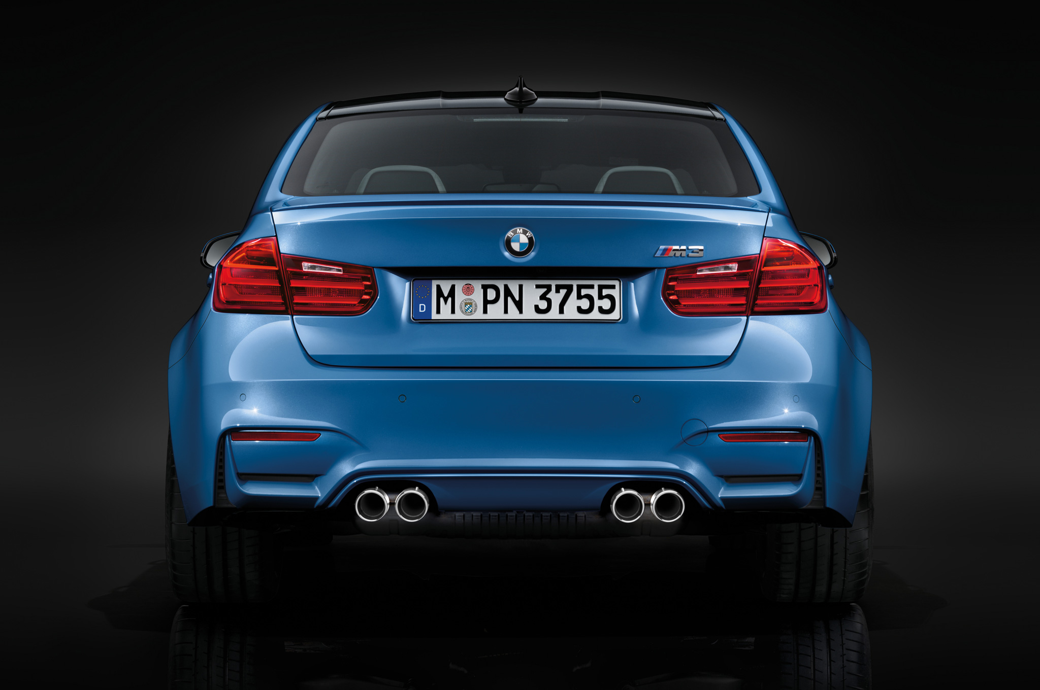 2015 Bmw M3 Rear Lamp (Photo 50 of 55)