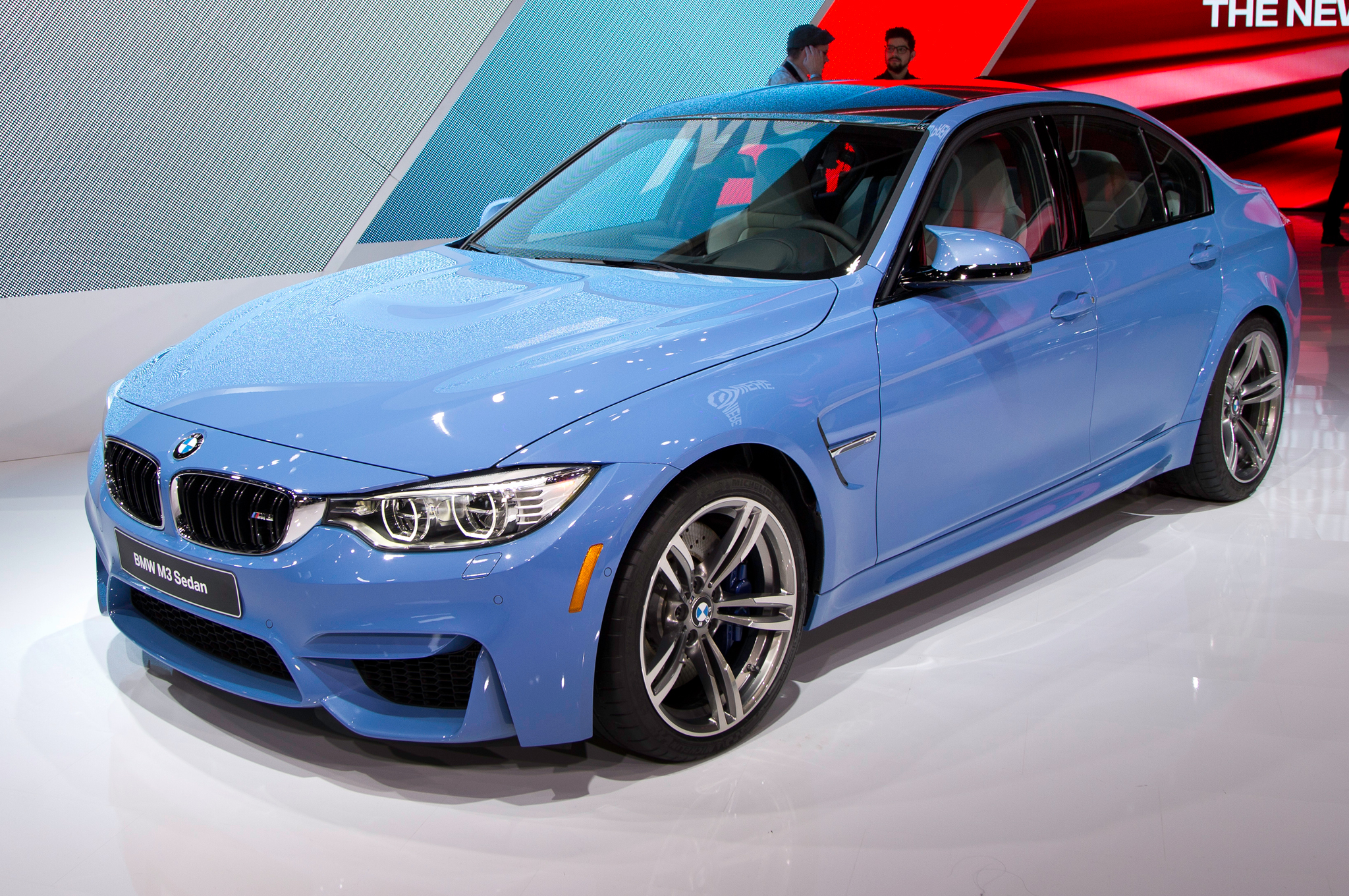 2015 Bmw M3 Side Front End (Photo 53 of 55)