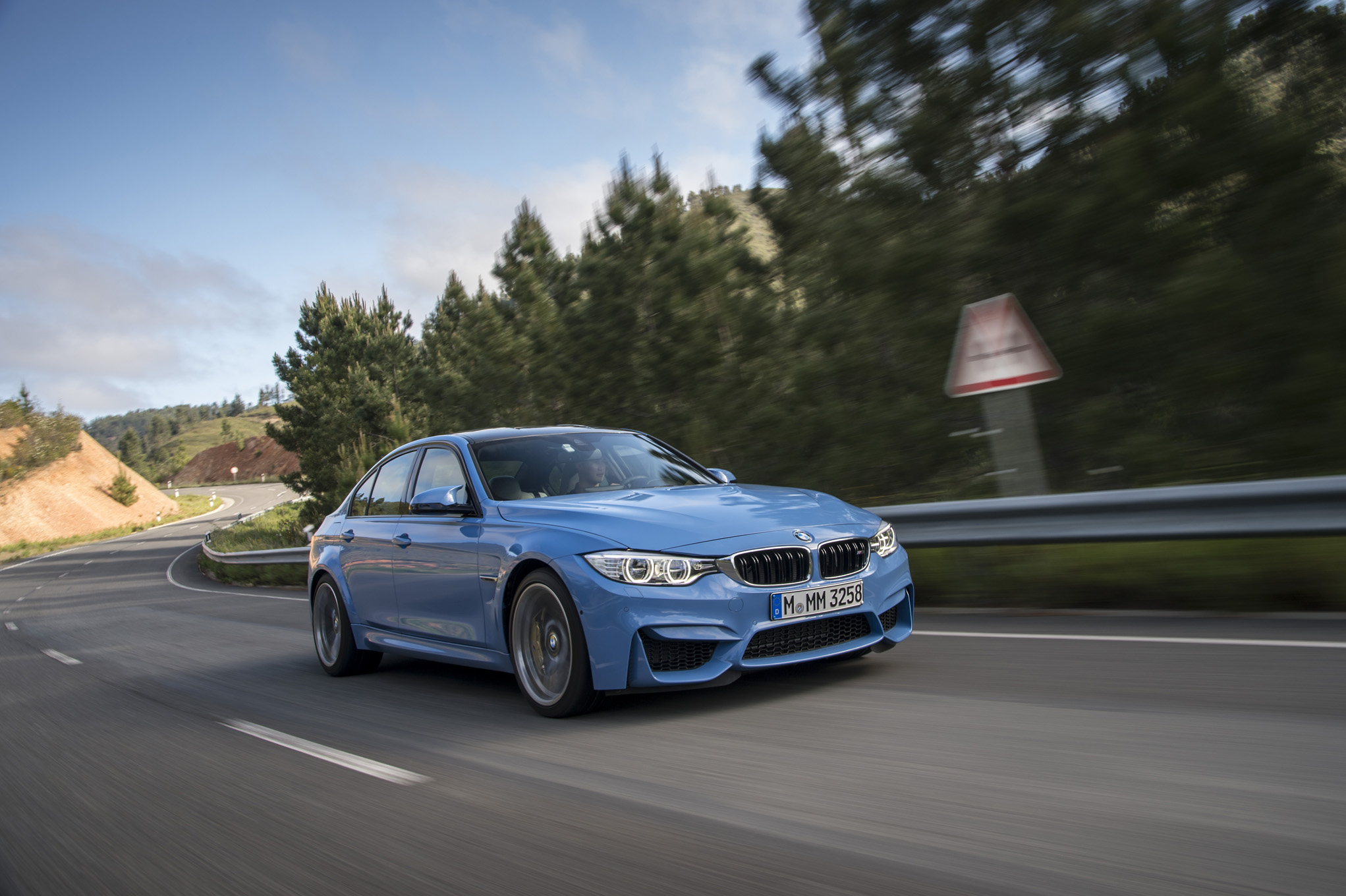 2015 Bmw M3 Test Drive View (Photo 55 of 55)