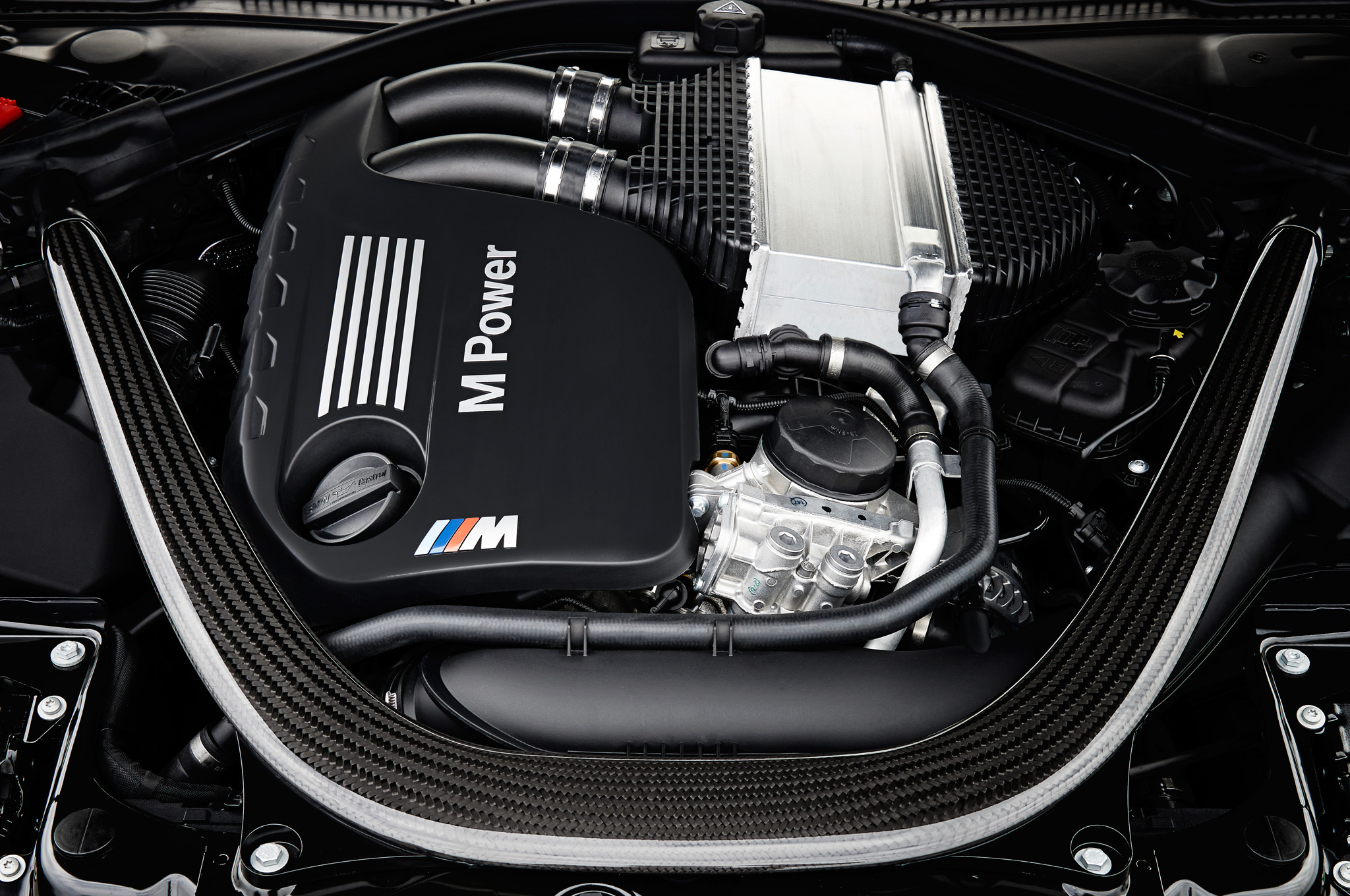 2015 Bmw M4 Convertible Engine View (Photo 35 of 50)