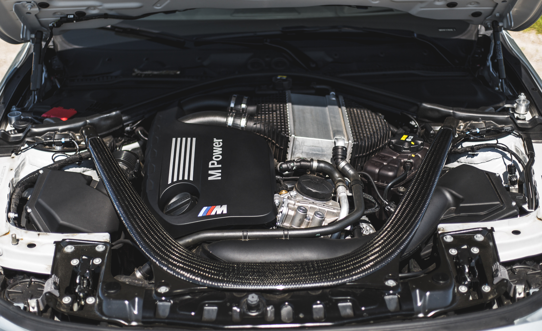 2015 BMW M4 Convertible Twin Turbocharged  (Photo 32 of 50)