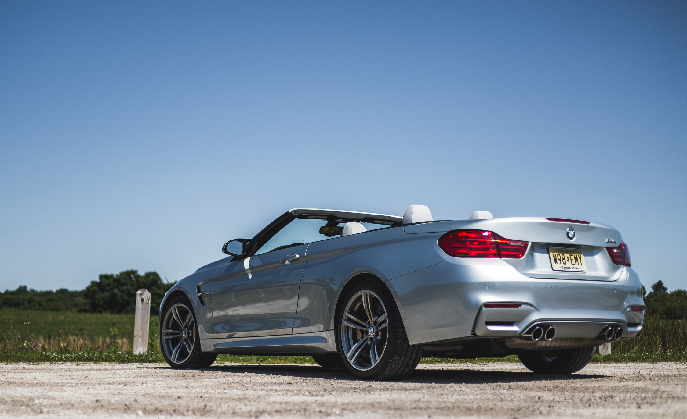 2015 BMW M4 Convertible (View 18 of 50)