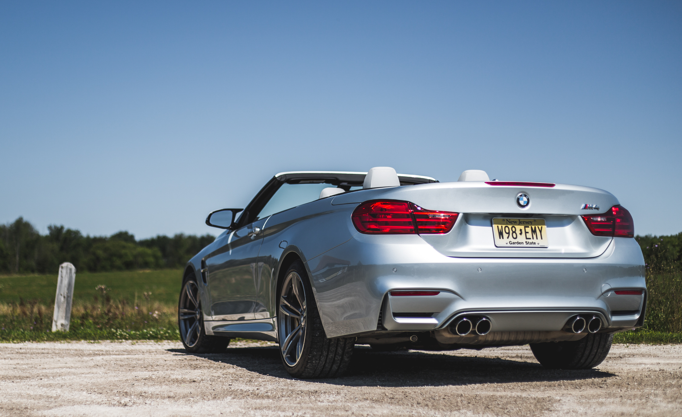 2015 BMW M4 Convertible (Photo 43 of 50)