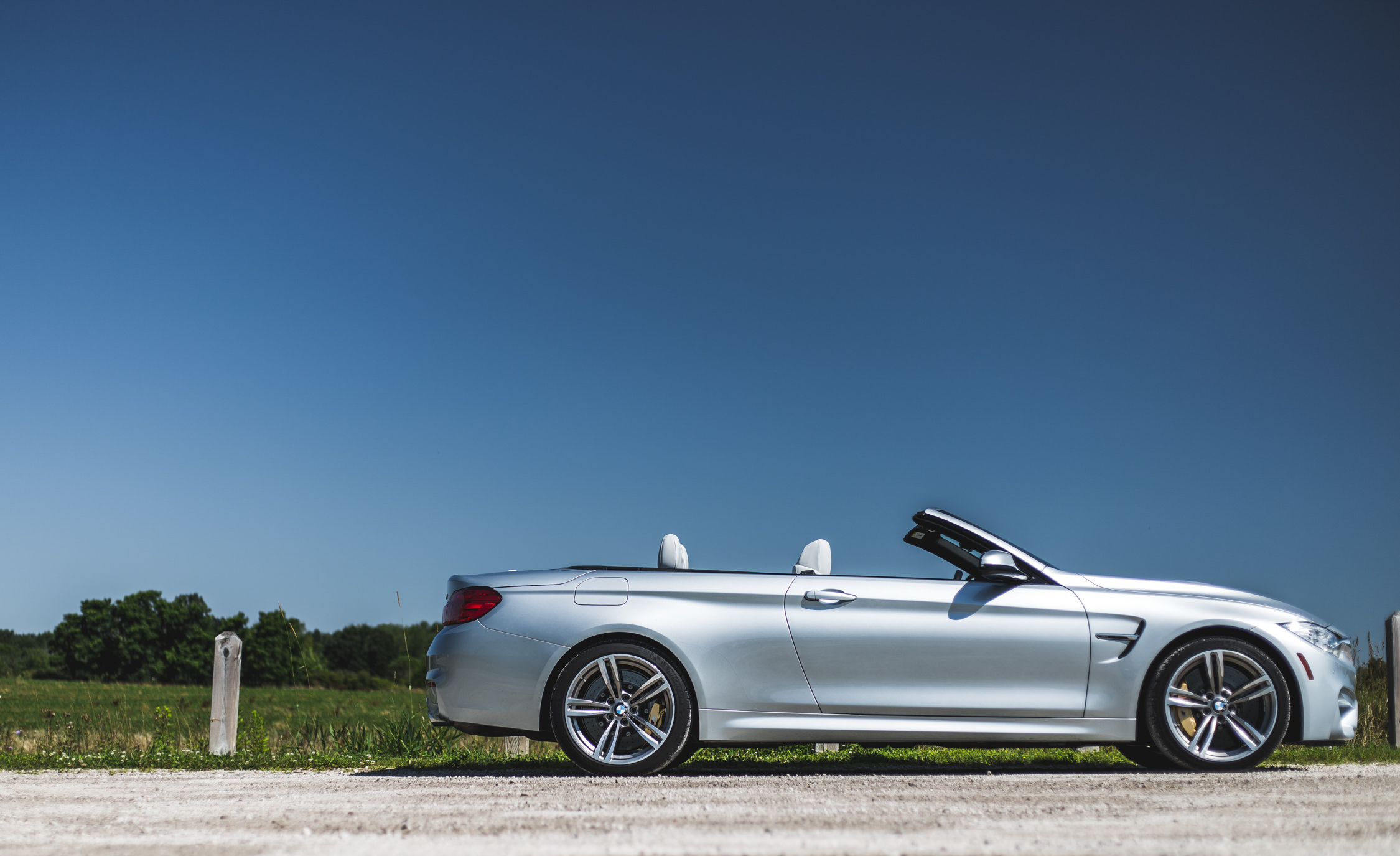 2015 BMW M4 Convertible (Photo 27 of 50)