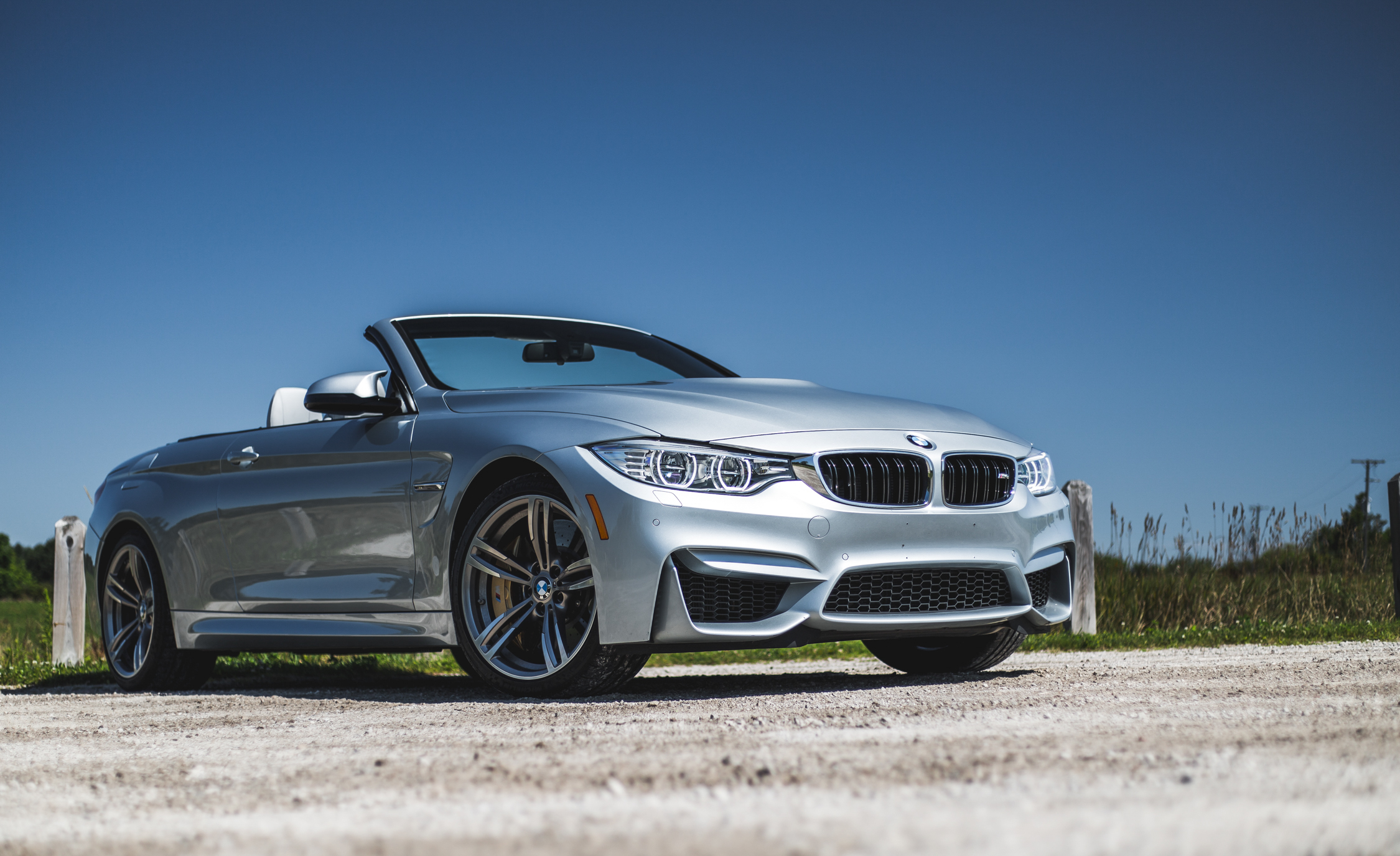 2015 BMW M4 Convertible (Photo 4 of 50)