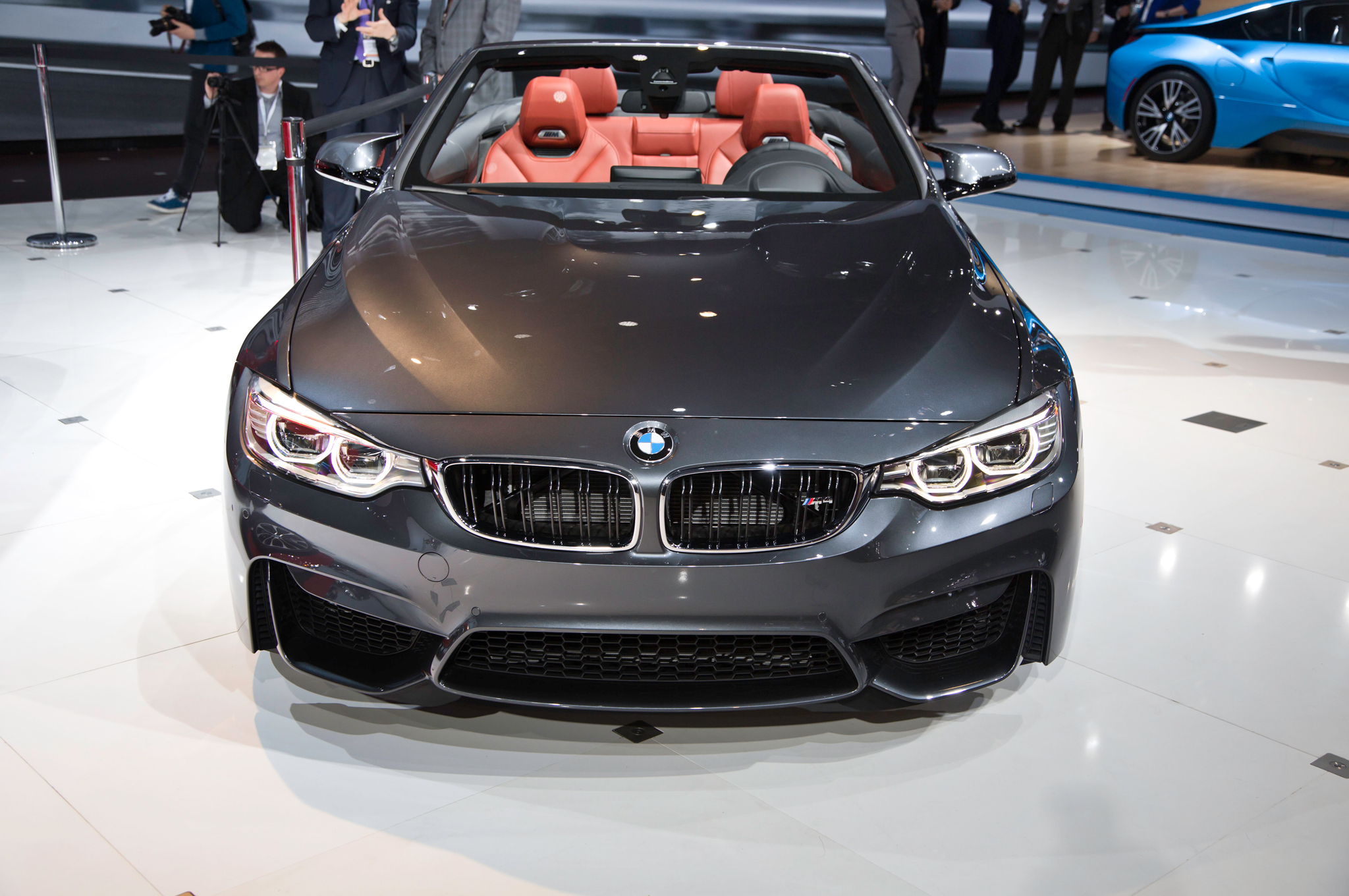 2015 Bmw M4 Convertible Front Design (Photo 10 of 50)