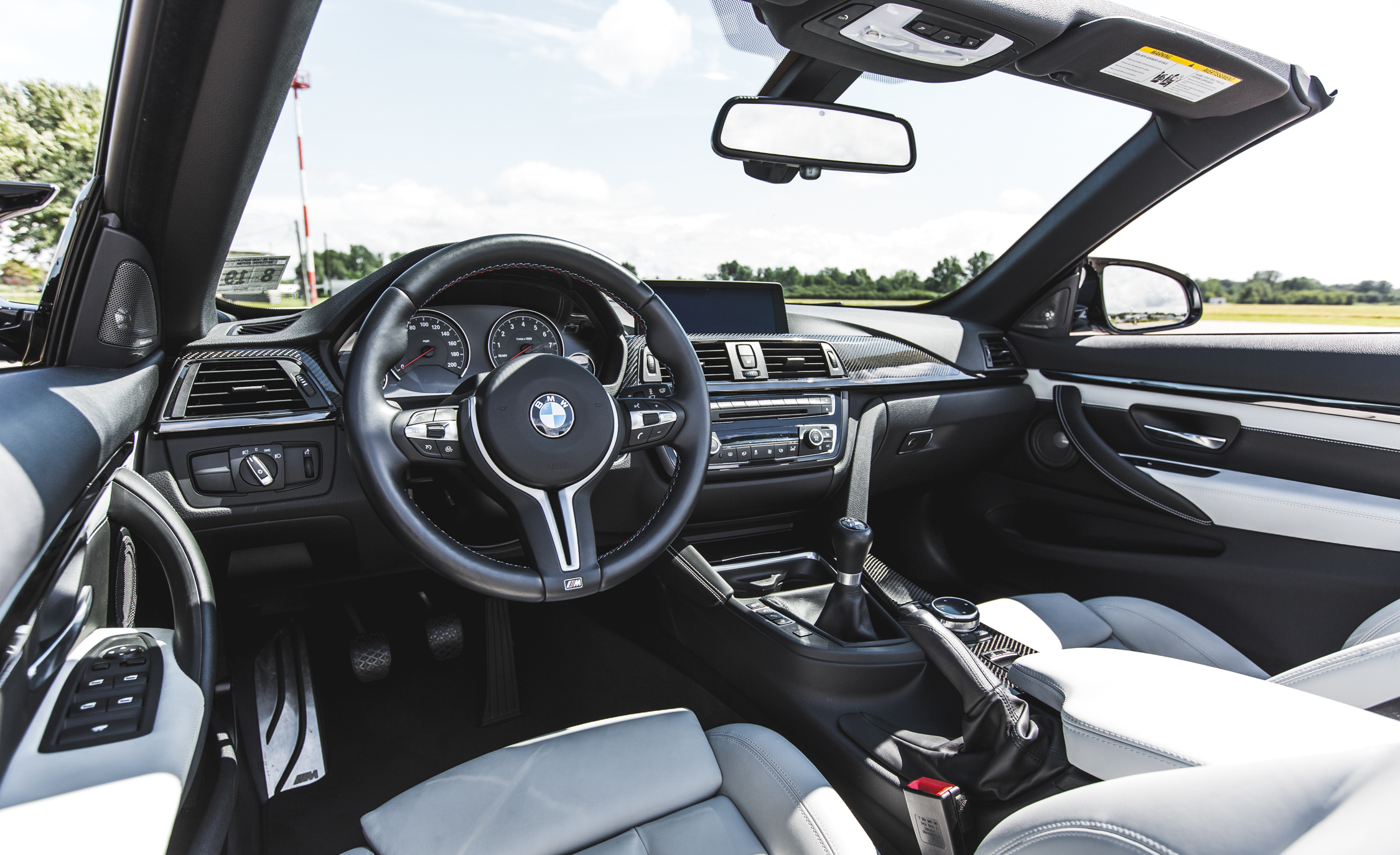 2015 BMW M4 Convertible (Photo 12 of 50)