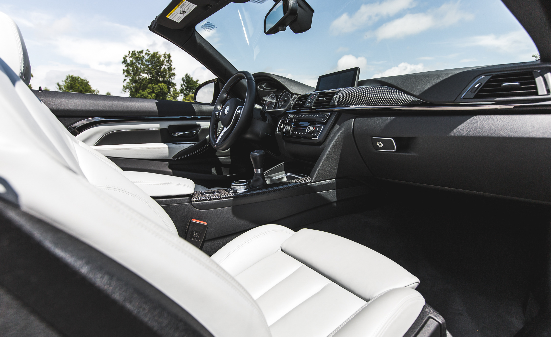 2015 BMW M4 Convertible (Photo 14 of 50)