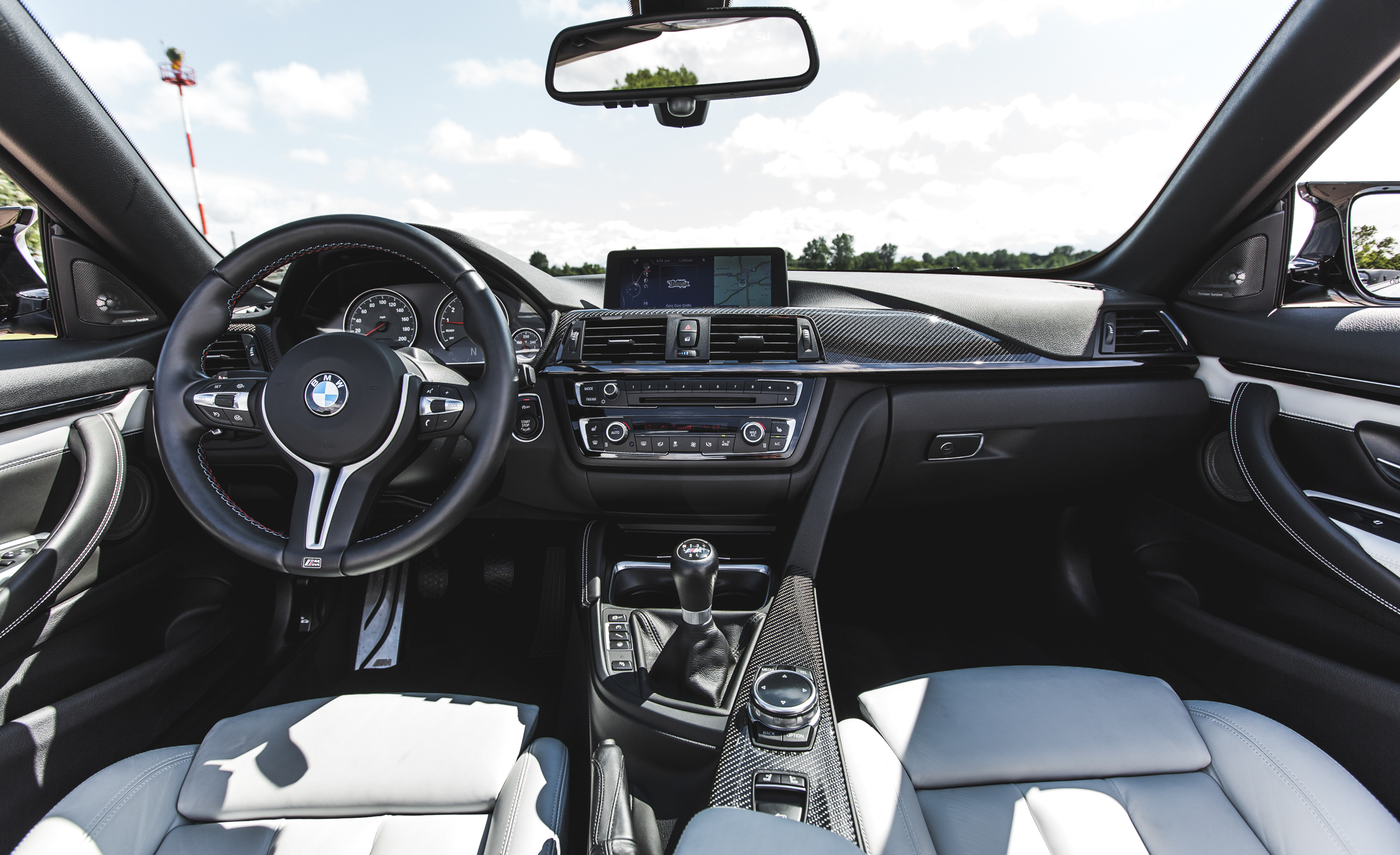 2015 BMW M4 Convertible (Photo 20 of 50)