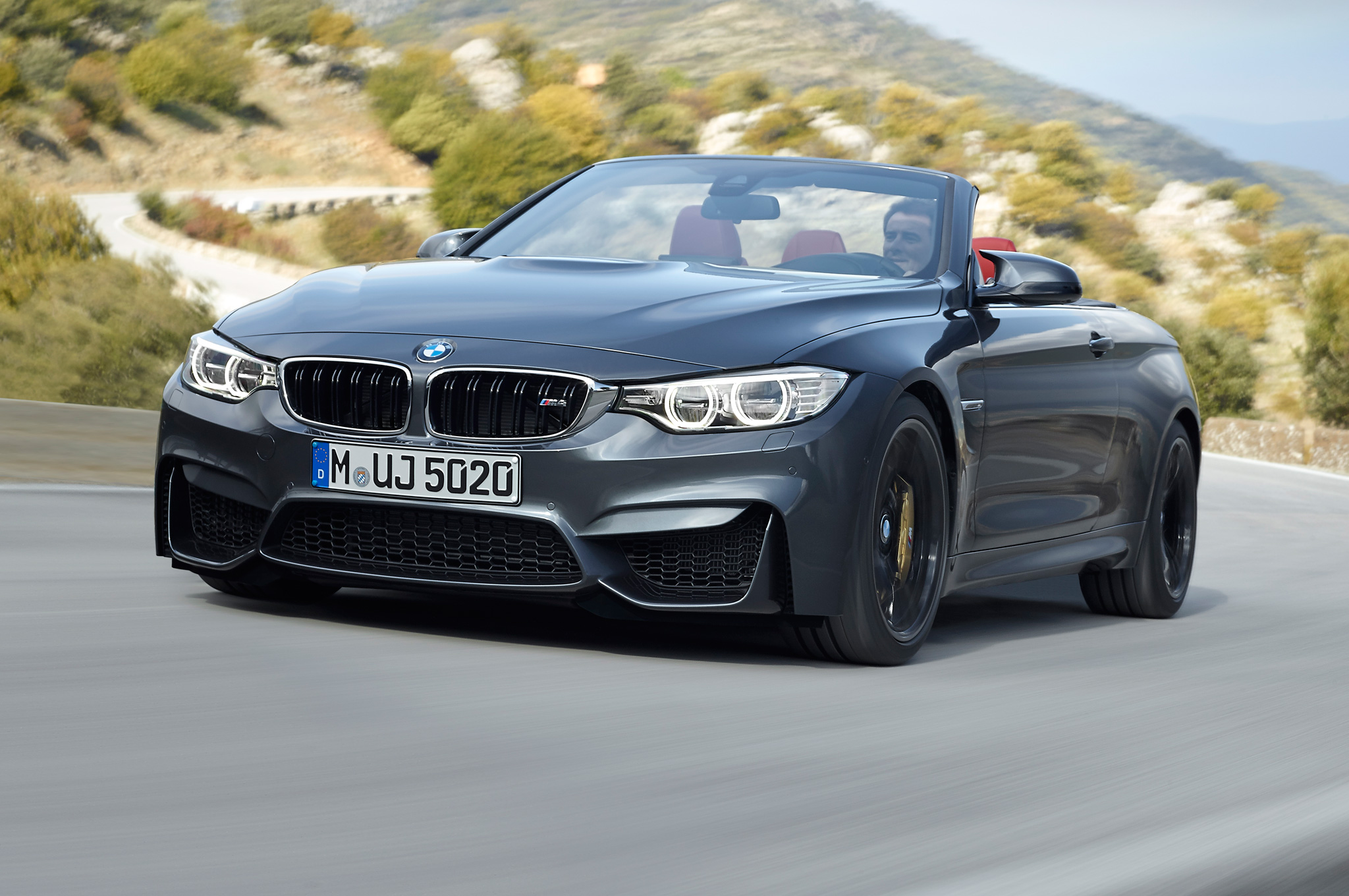 2015 Bmw M4 Convertible Road Test (View 1 of 50)