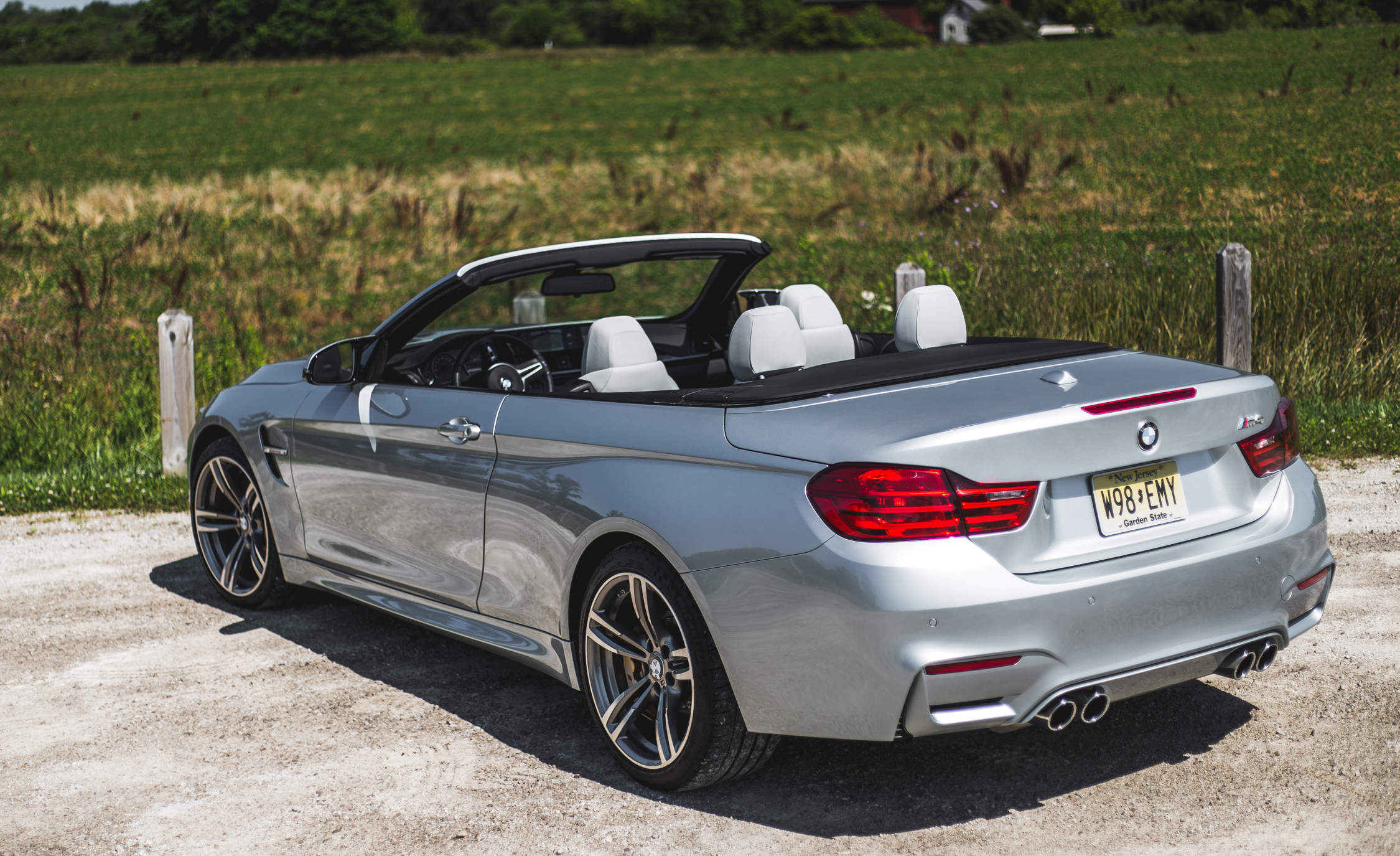 2015 BMW M4 Convertible (Photo 5 of 50)