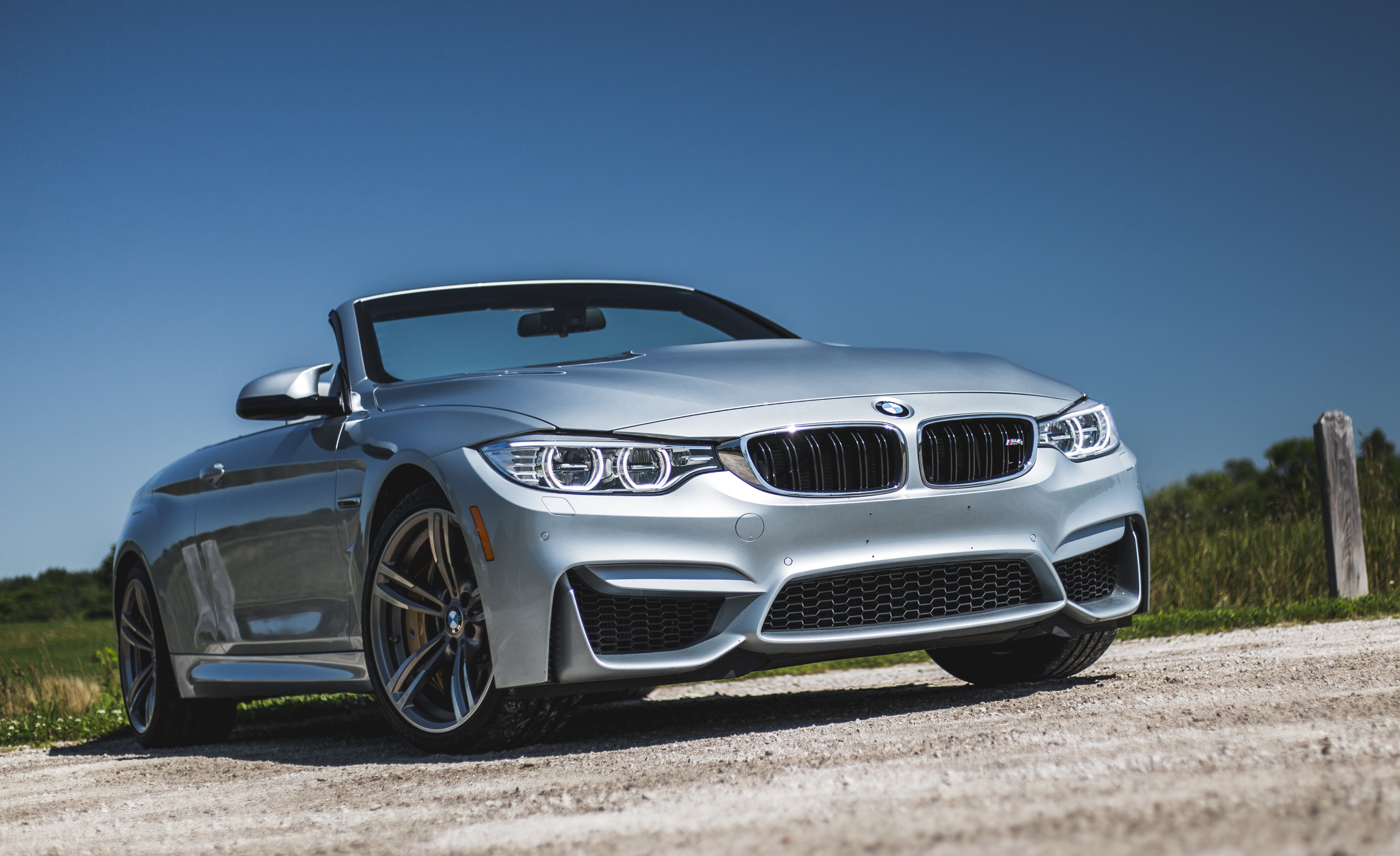2015 BMW M4 Convertible (Photo 24 of 50)
